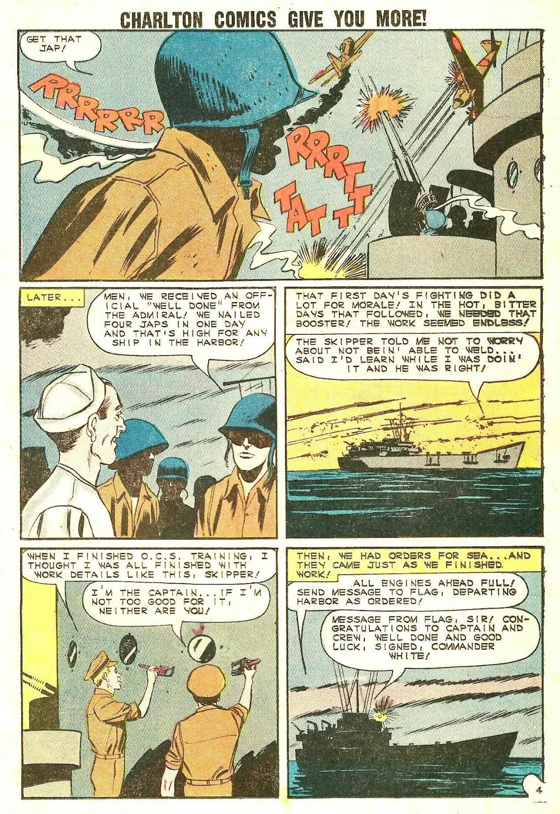 Read online Fightin' Navy comic -  Issue #114 - 17