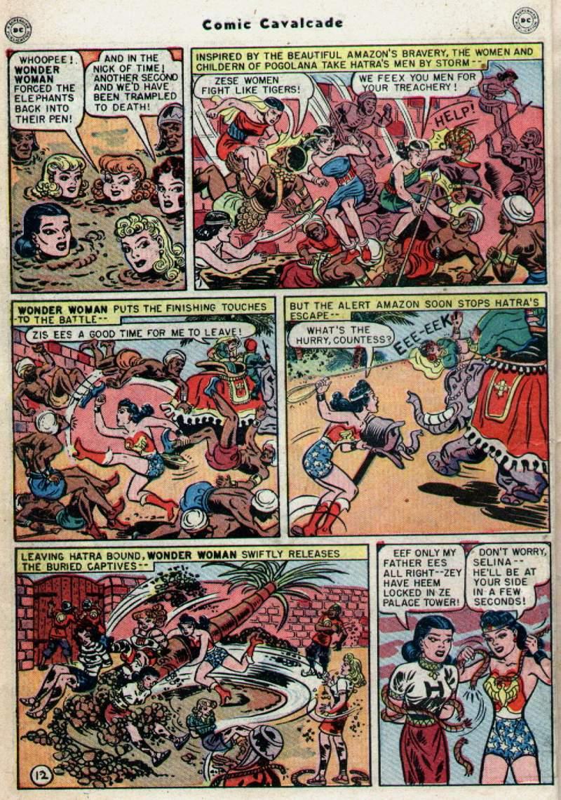 Comic Cavalcade issue 28 - Page 14