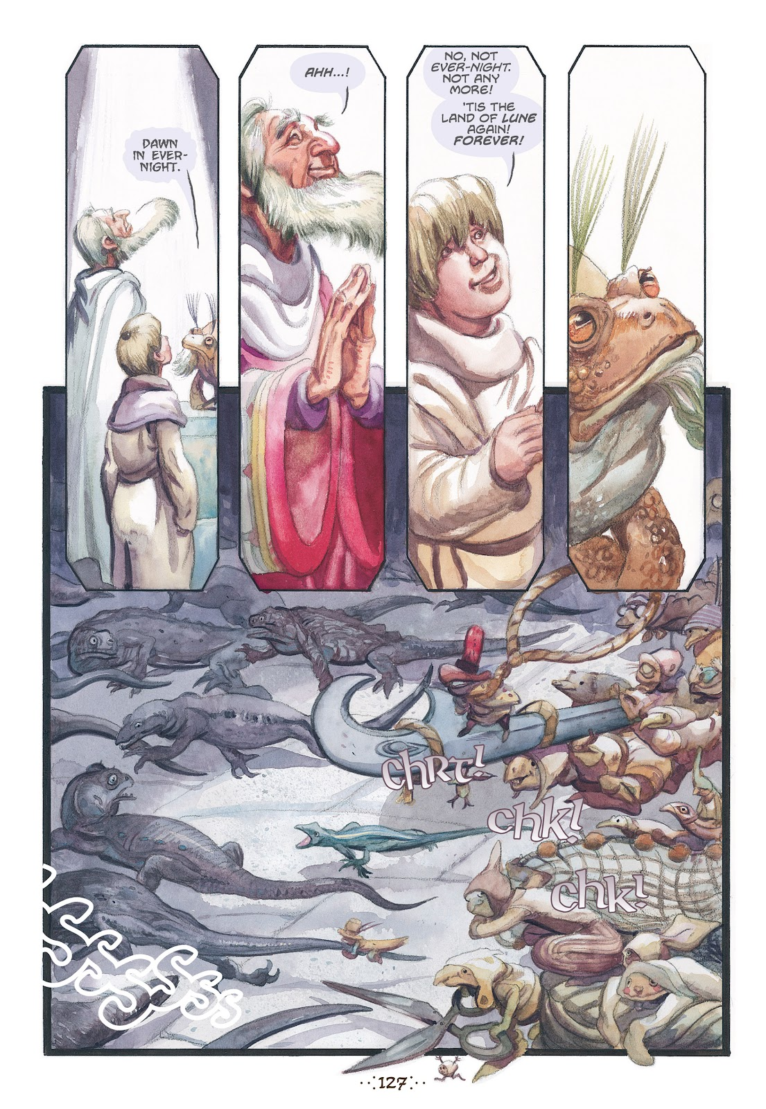 Read online The Wizard's Tale comic -  Issue # TPB - 120