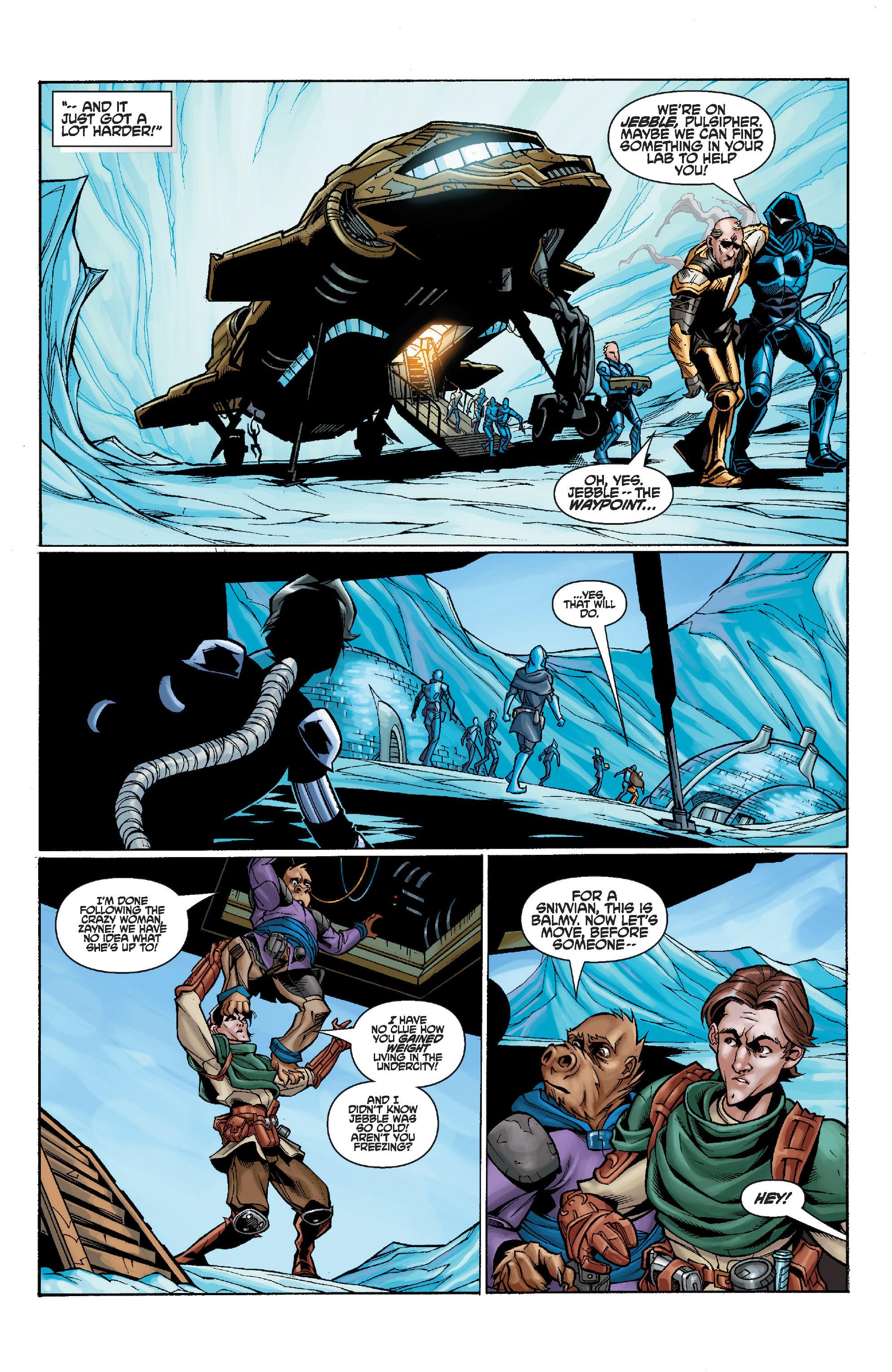 Read online Star Wars Omnibus comic -  Issue # Vol. 32 - 173