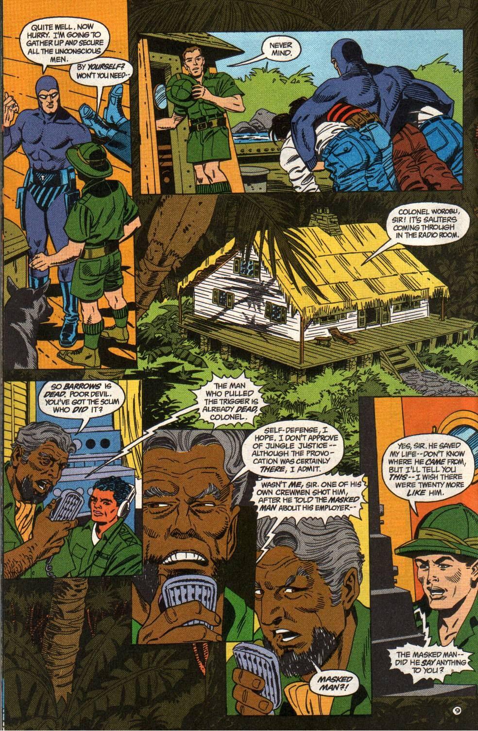Read online The Phantom (1988) comic -  Issue #2 - 12