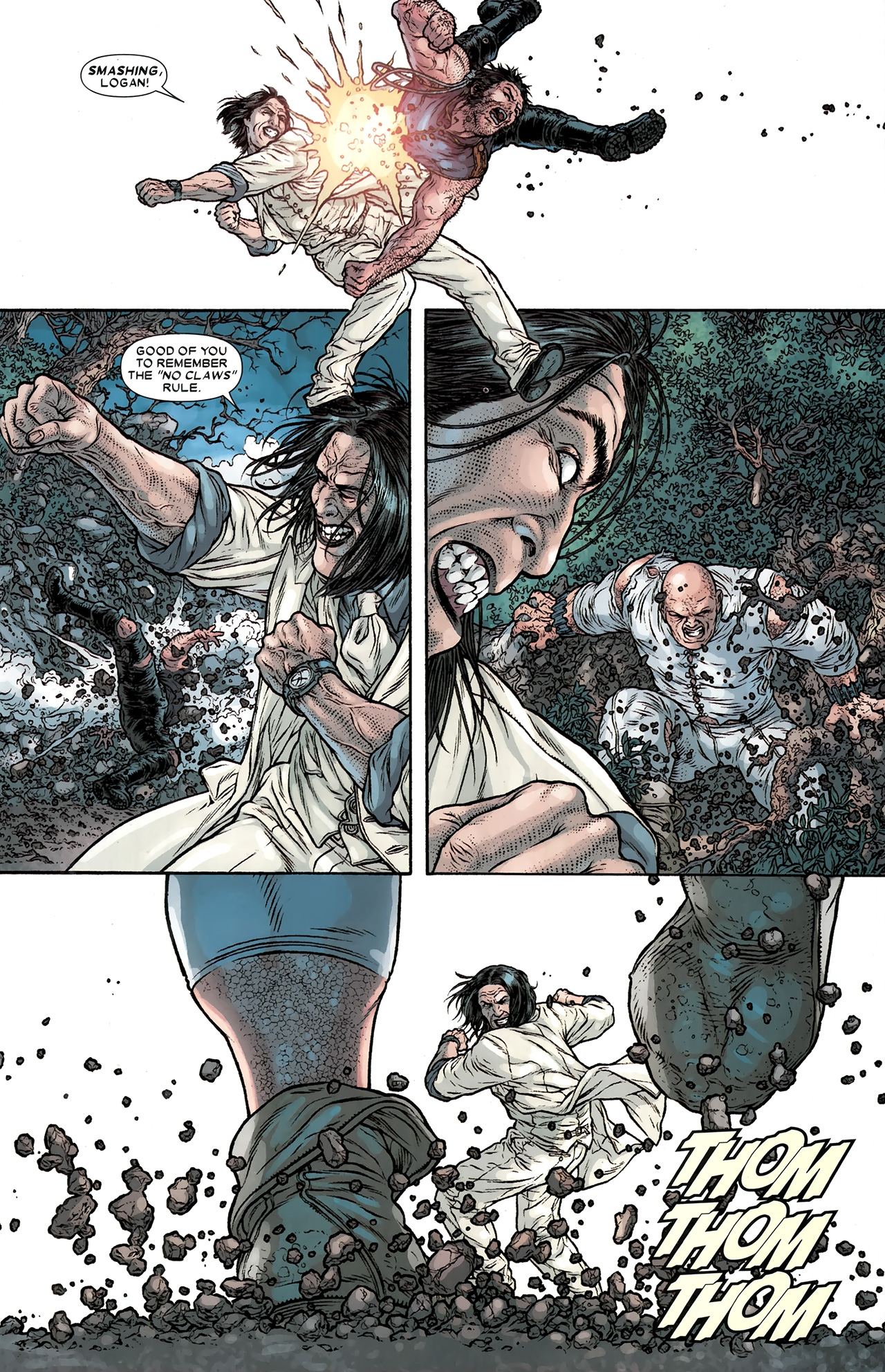 Read online Wolverine: The Best There Is comic -  Issue #10 - 18