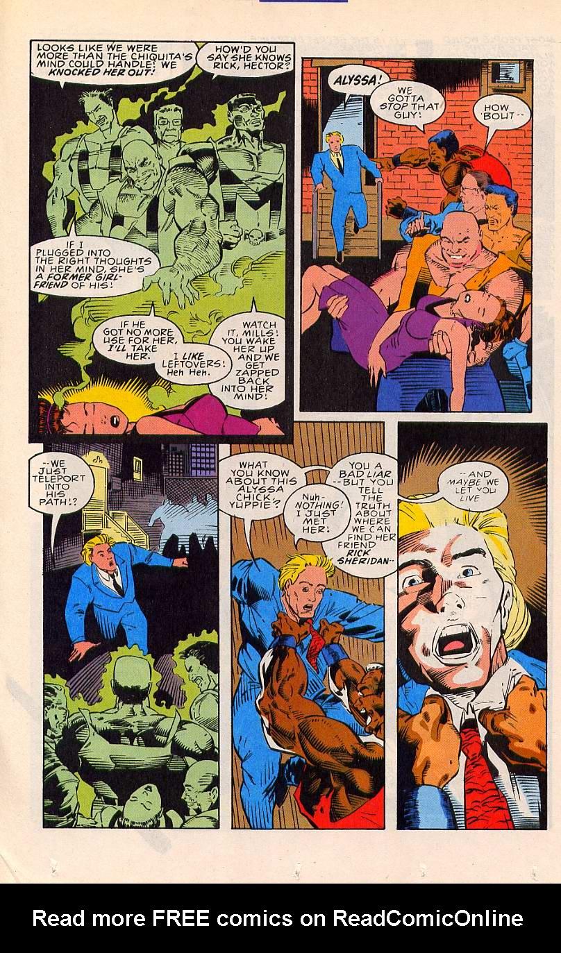 Read online Sleepwalker comic -  Issue #20 - 14
