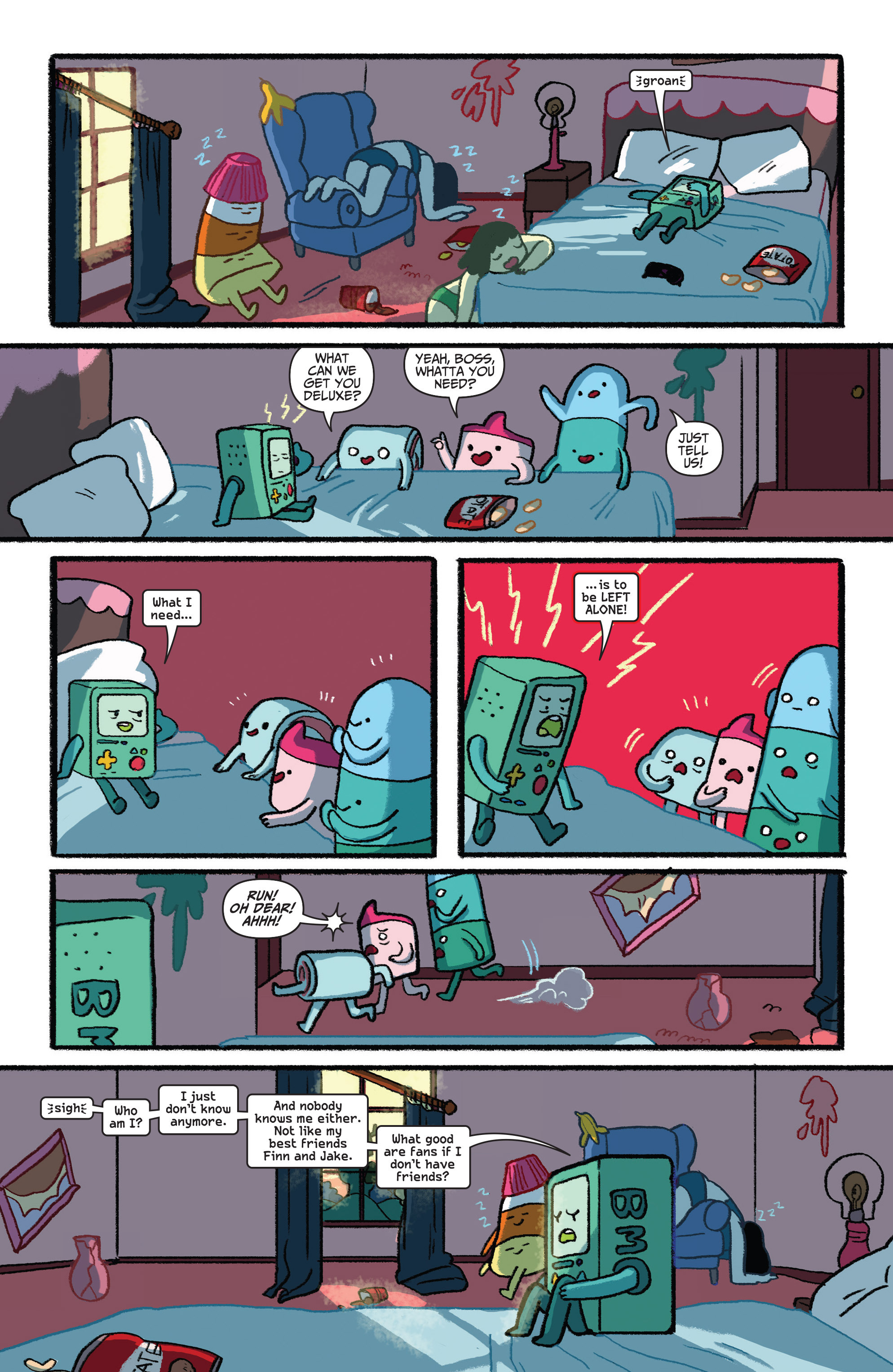 Read online Adventure Time Comics comic -  Issue #3 - 8