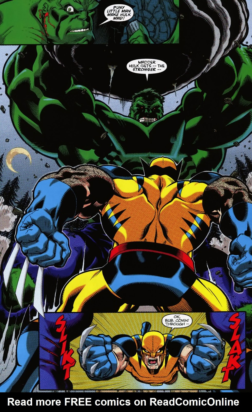 Read online Wolverine (2003) comic -  Issue #900 - 91