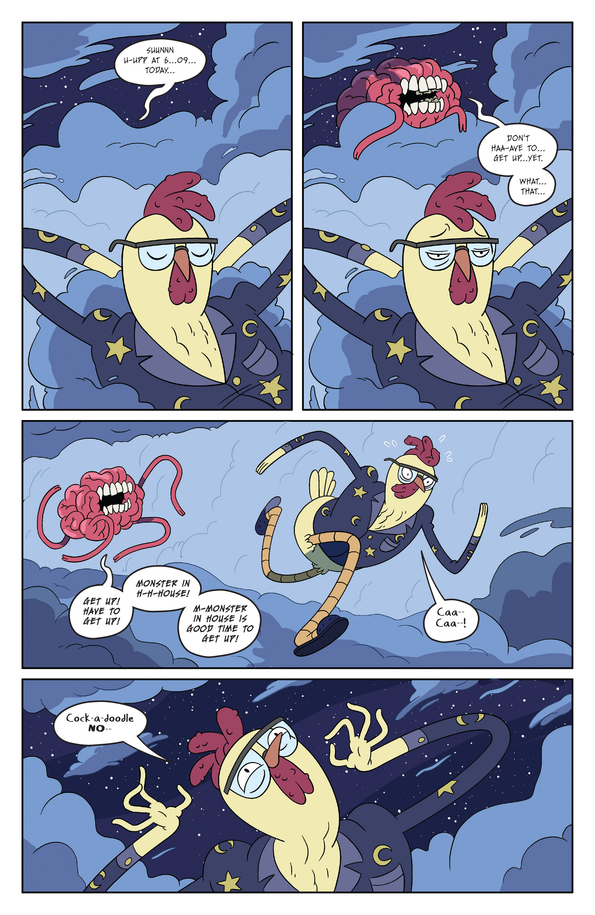 Adventure Time 47 Page 2