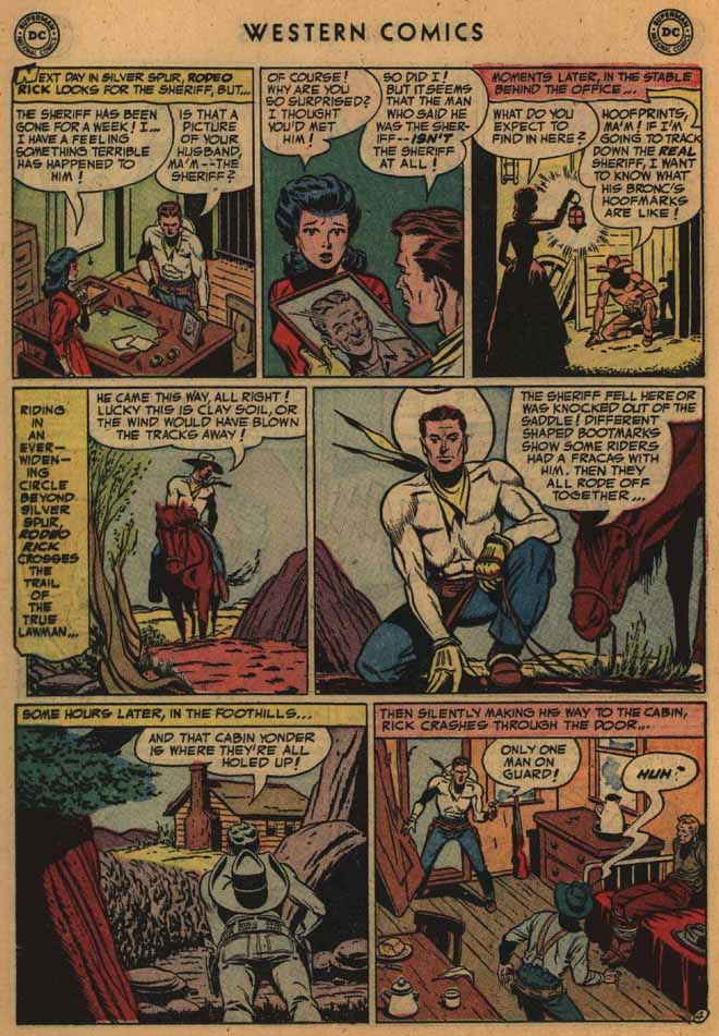 Western Comics issue 41 - Page 22