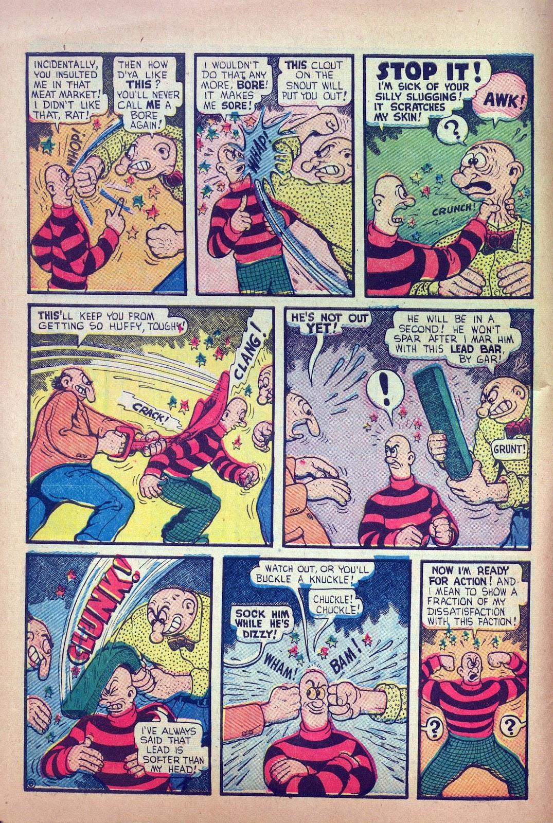 Read online Joker Comics comic -  Issue #13 - 8