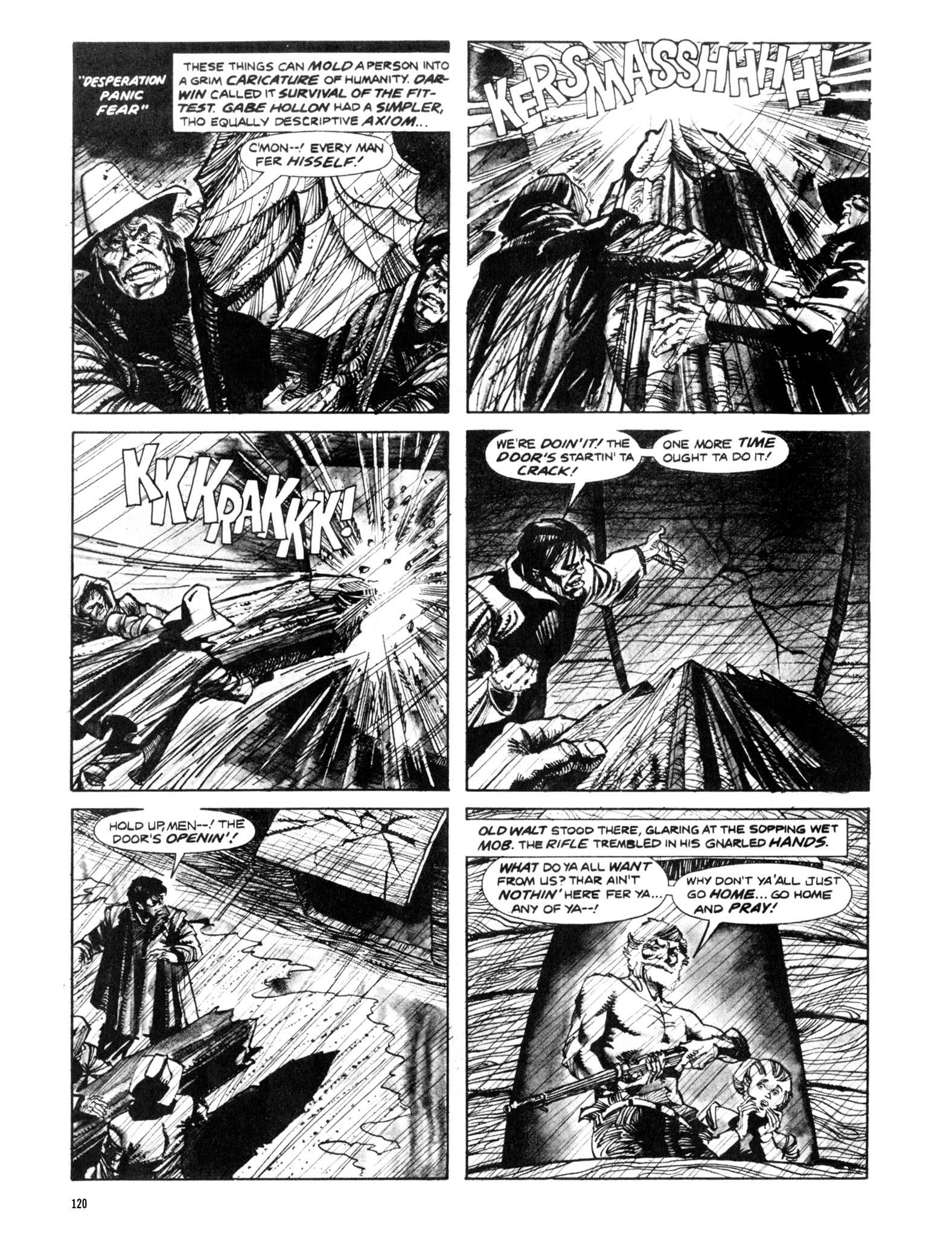 Read online Eerie Archives comic -  Issue # TPB 20 - 120
