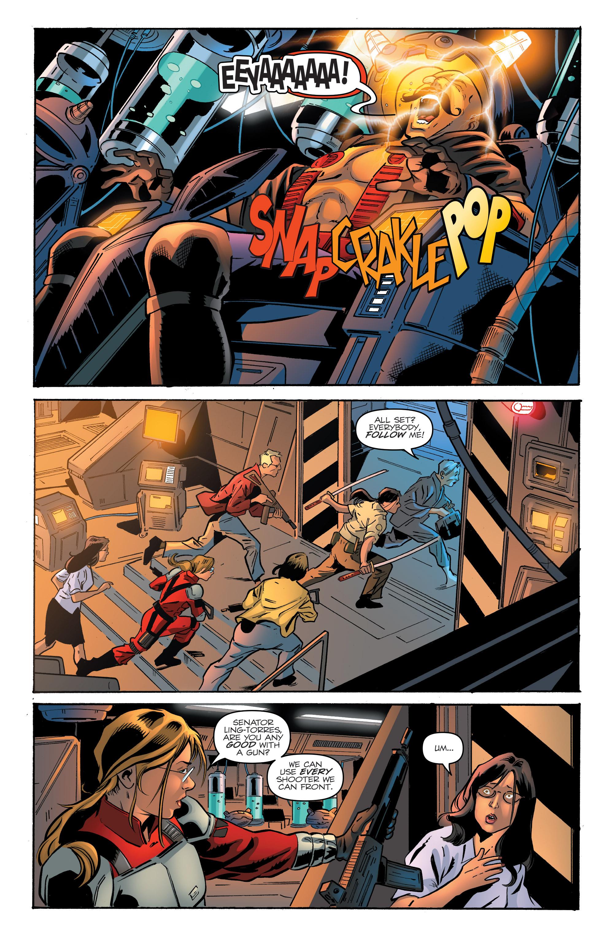 Read online G.I. Joe: A Real American Hero comic -  Issue #240 - 19