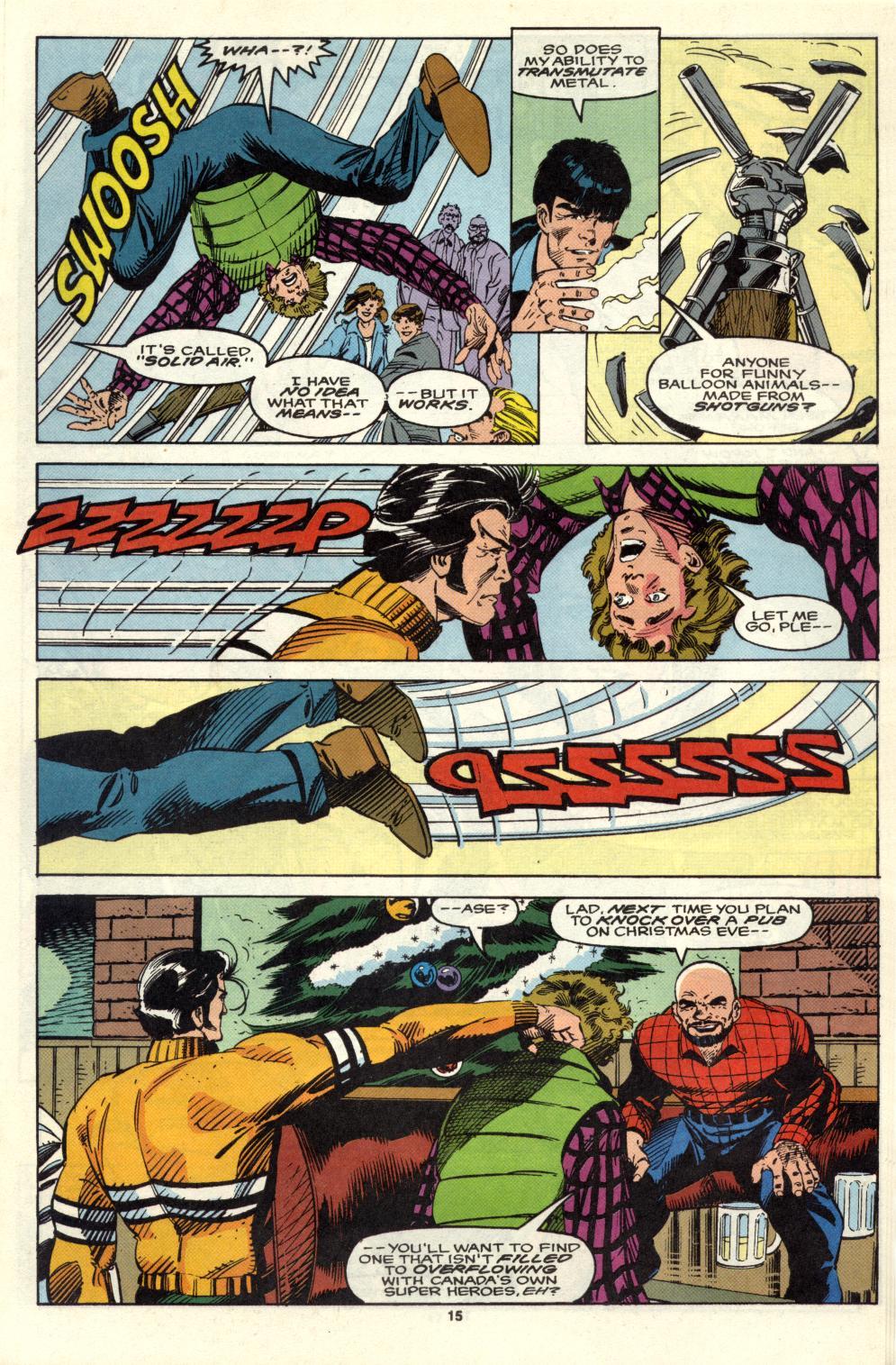 Read online Alpha Flight (1983) comic -  Issue #105 - 12