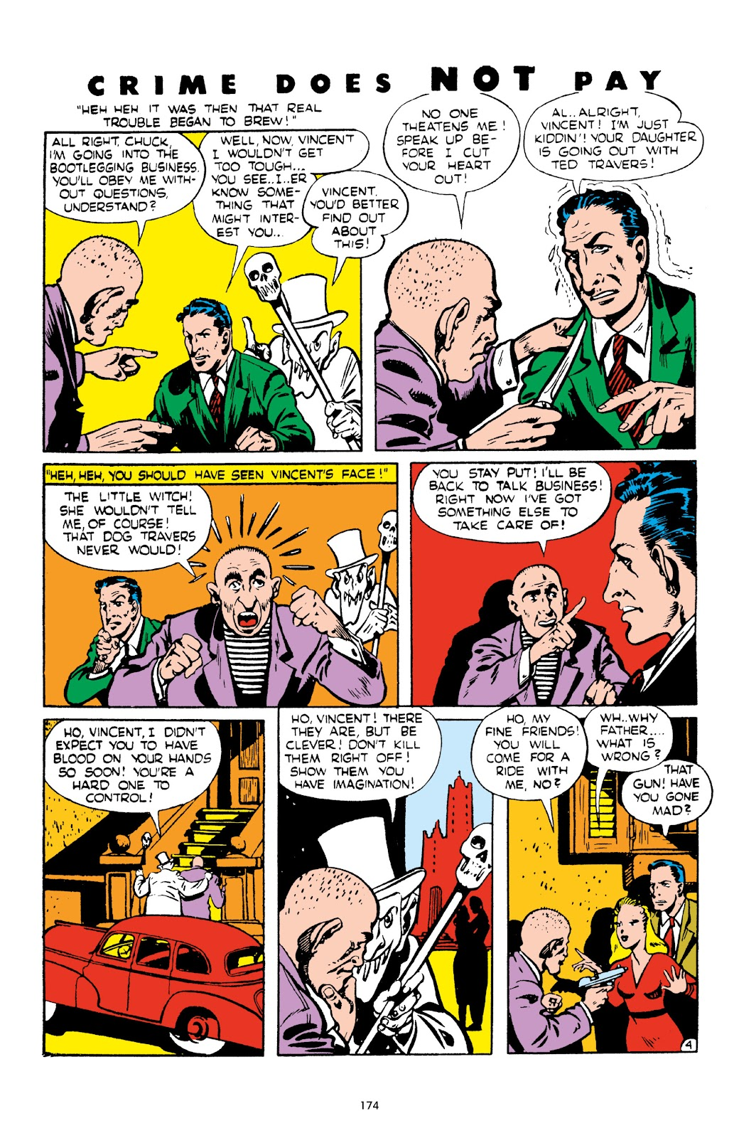 Read online Crime Does Not Pay Archives comic -  Issue # TPB 4 (Part 2) - 74