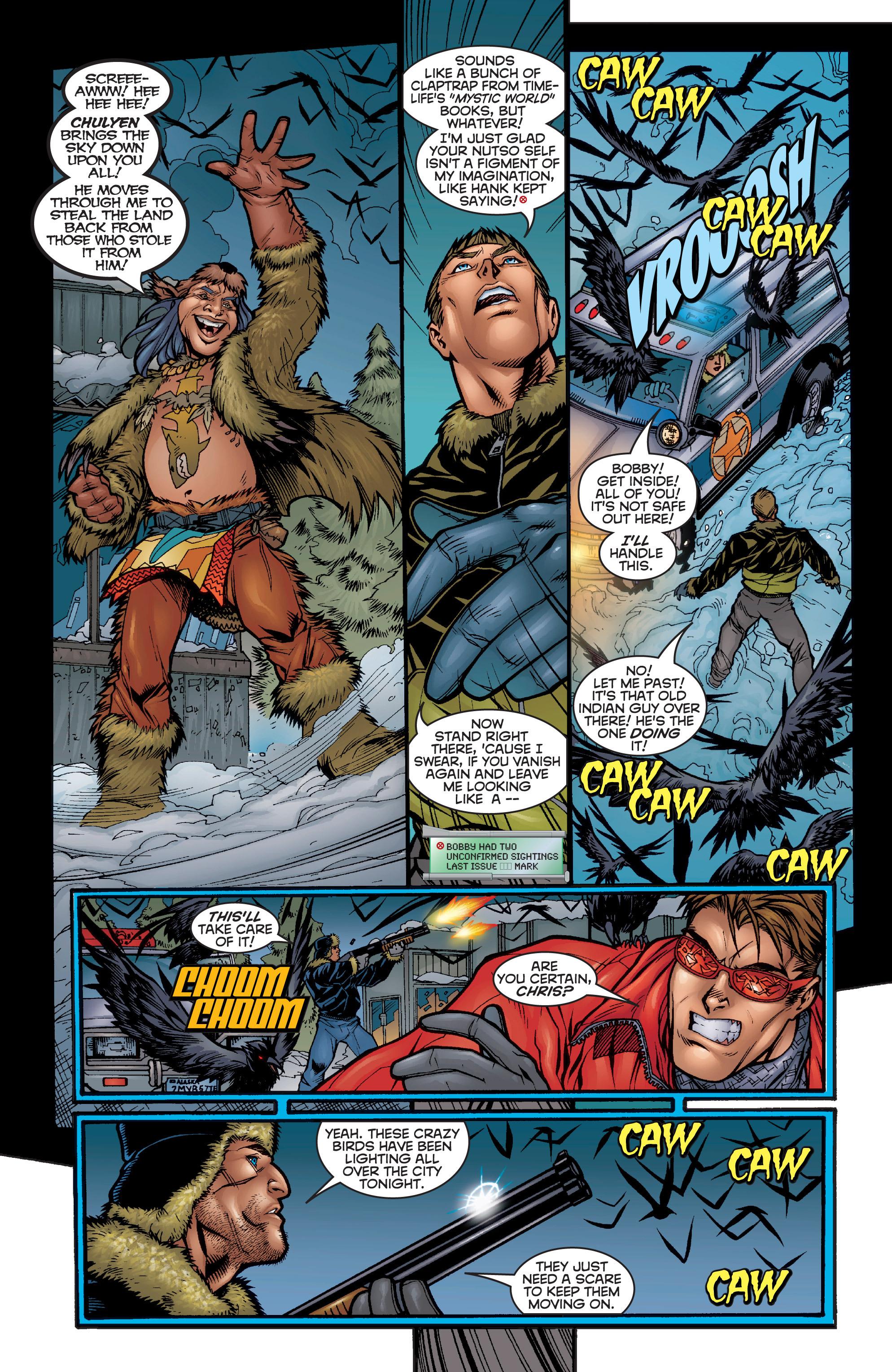 Read online Uncanny X-Men (1963) comic -  Issue #357 - 8