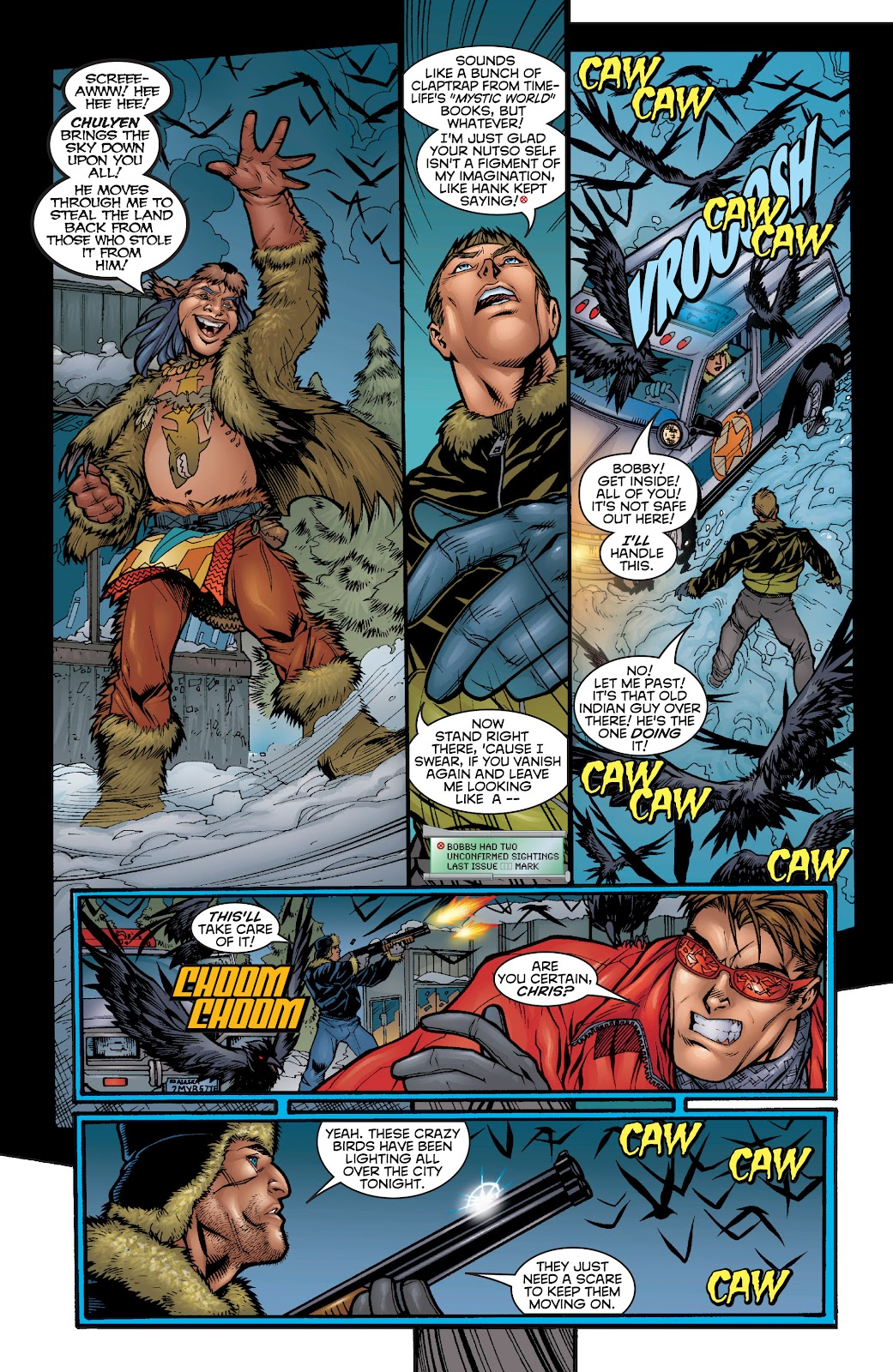 Uncanny X-Men (1963) issue 357 - Page 8