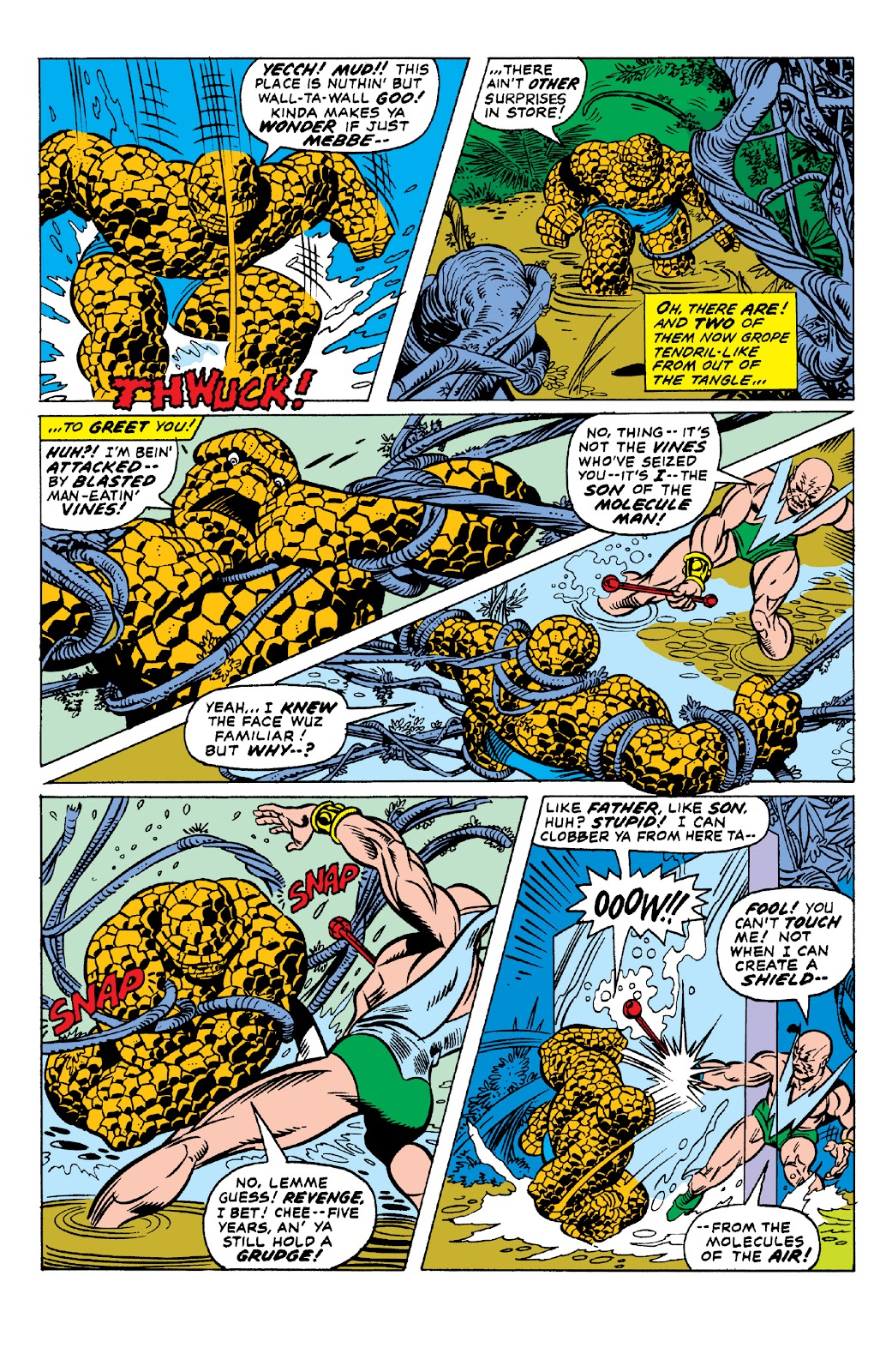 Read online Marvel Two-In-One Epic Collection: Cry Monster comic -  Issue # TPB (Part 1) - 55