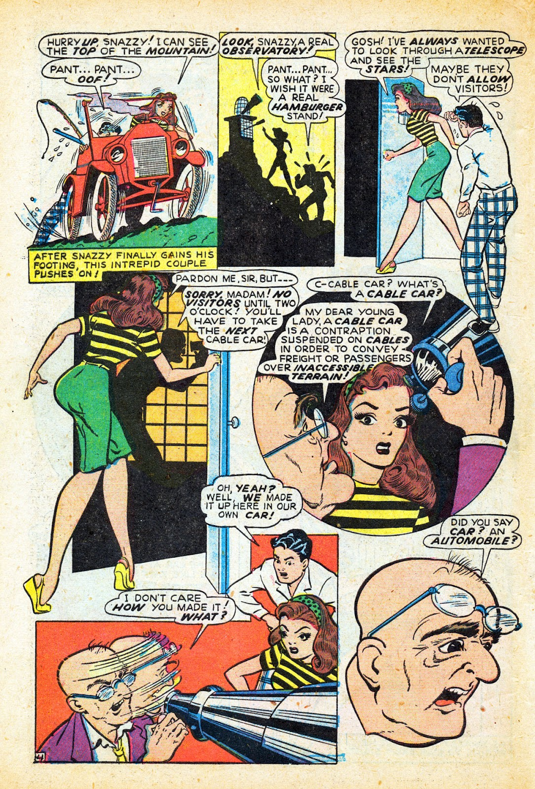 Read online Nellie The Nurse (1945) comic -  Issue #12 - 46