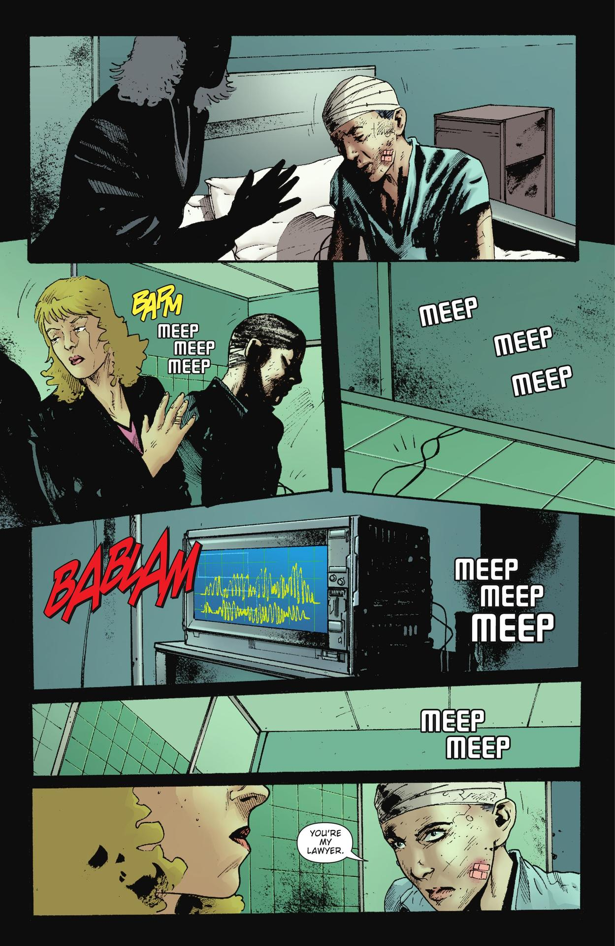 Read online The Girl Who Kicked The Hornet's Nest comic -  Issue # TPB - 103