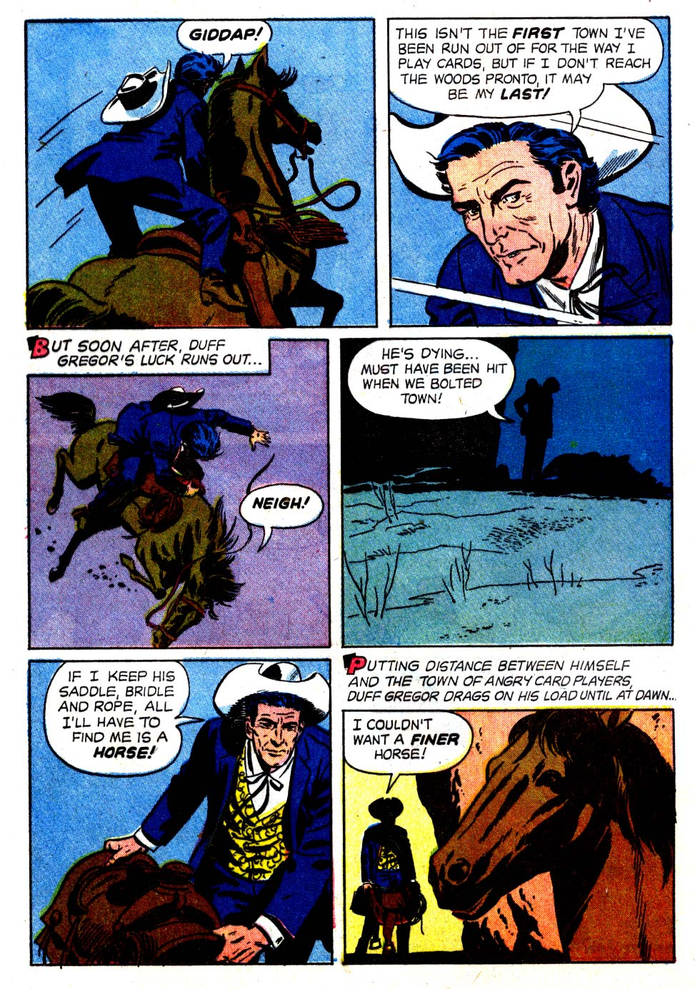 Four Color Comics issue 835 - Page 4