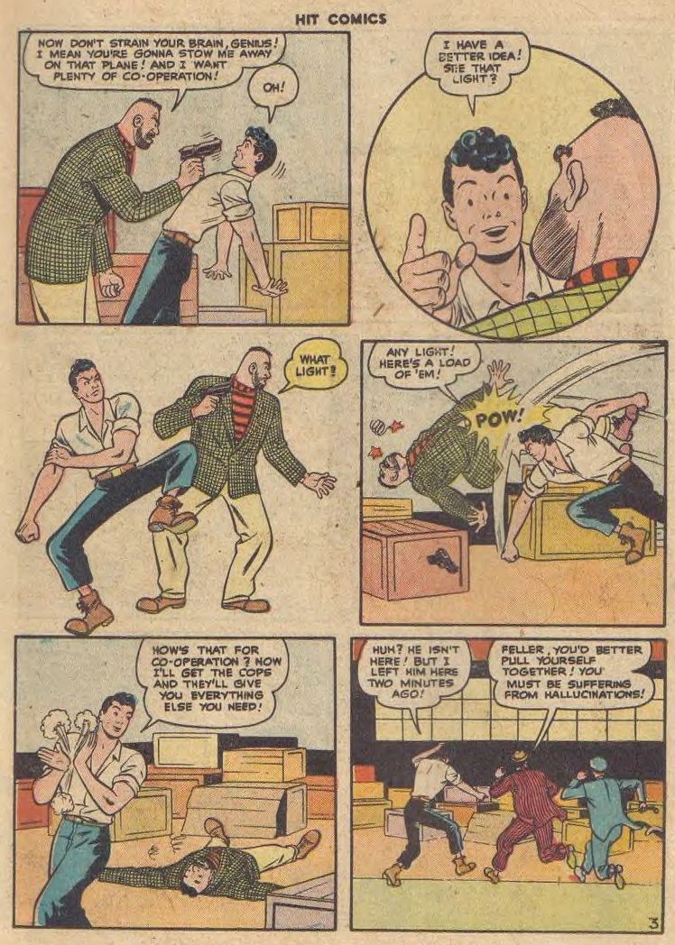 Read online Hit Comics comic -  Issue #45 - 38