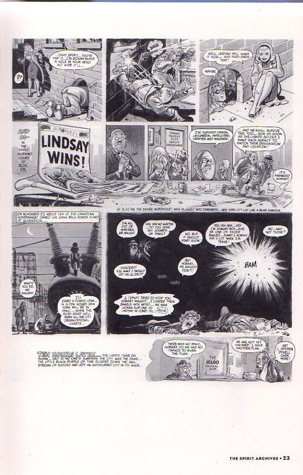 Read online Will Eisner's The Spirit Archives comic -  Issue # TPB 26 (Part 1) - 30