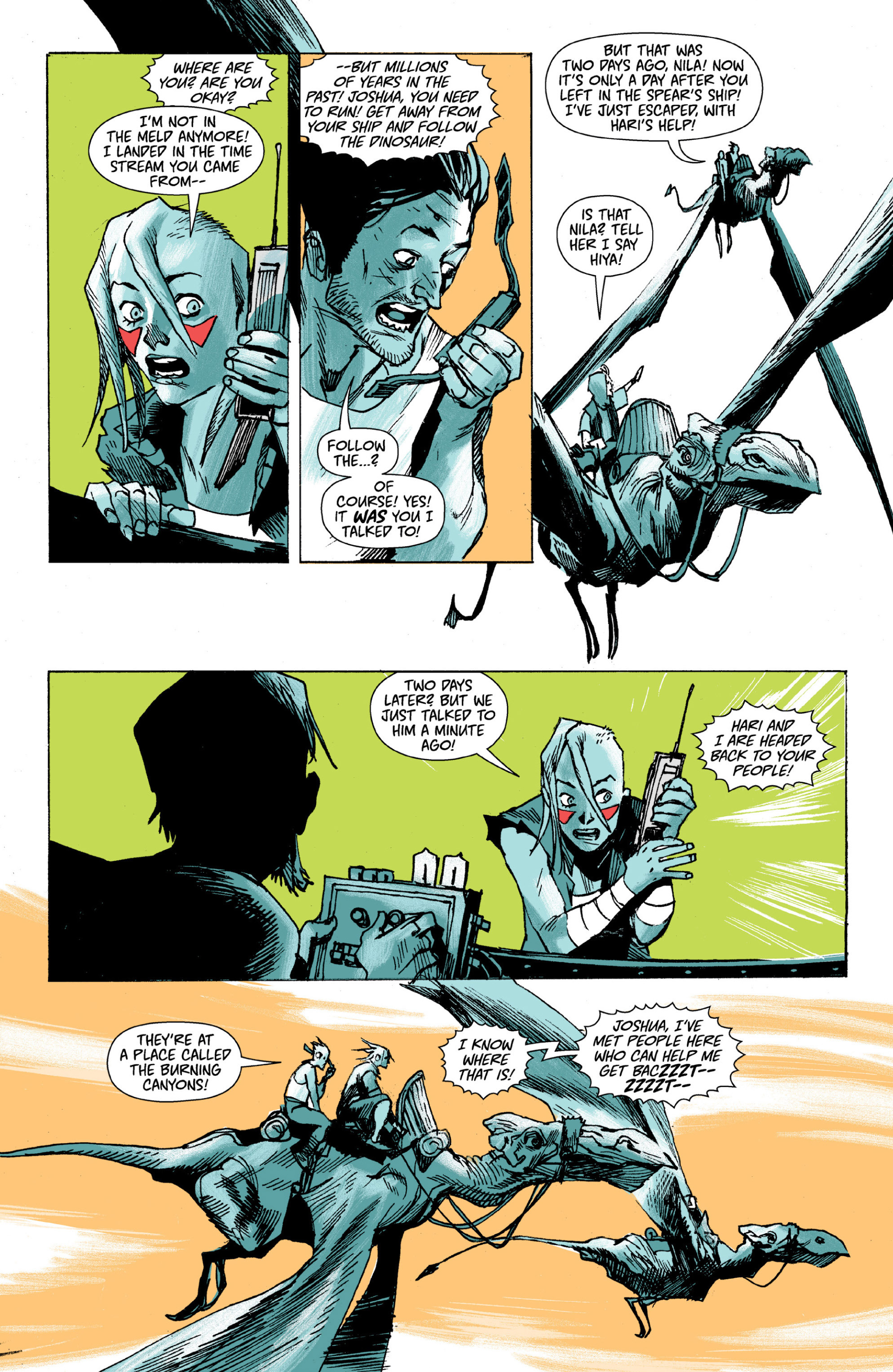 Read online Ei8ht comic -  Issue # TPB - 96