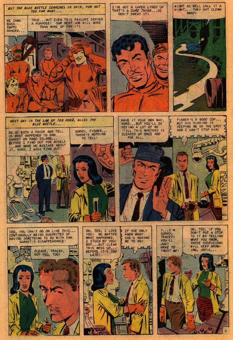 Blue Beetle (1967) issue 1 - Page 10