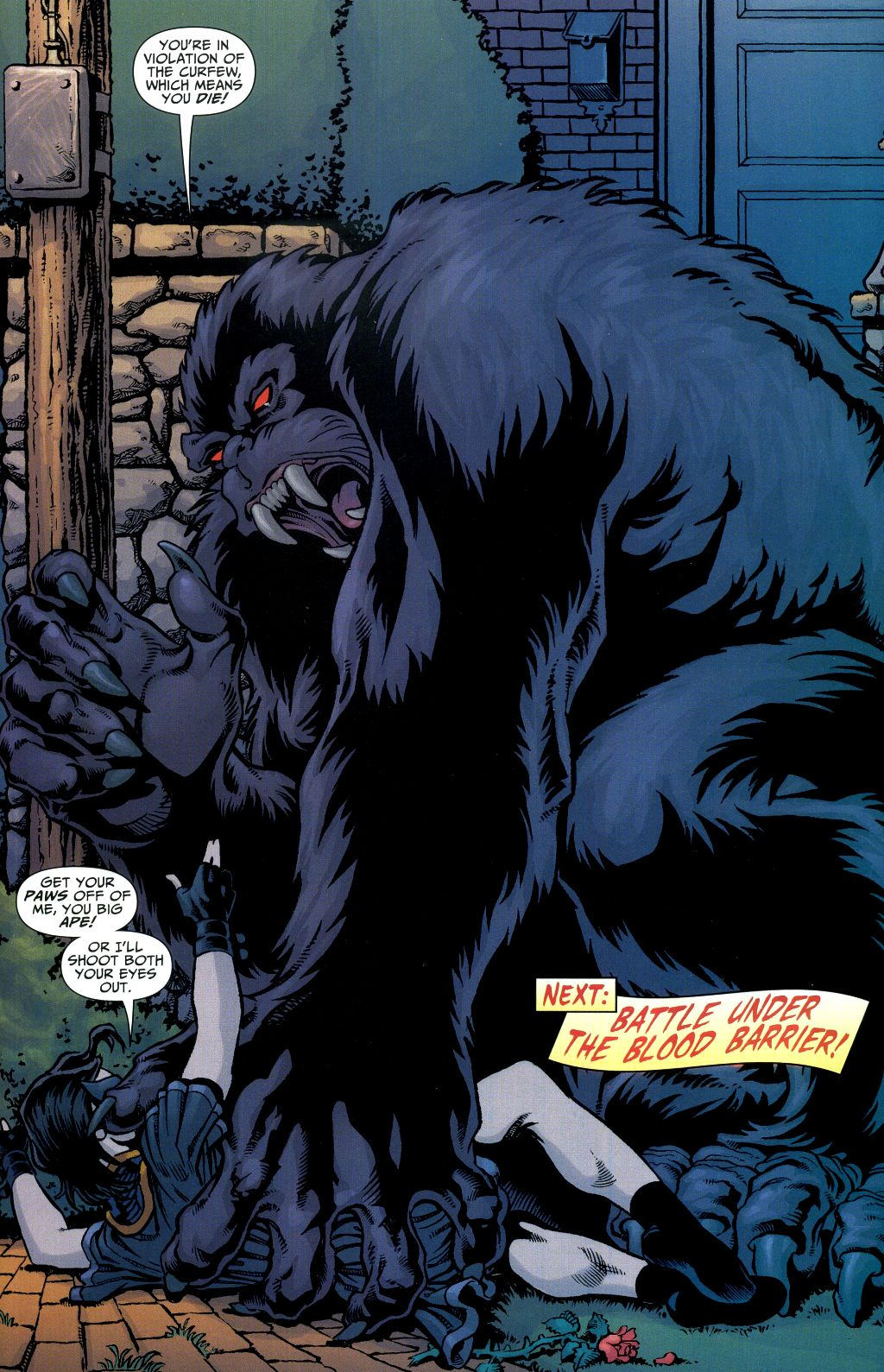Read online Shadowpact comic -  Issue #1 - 22