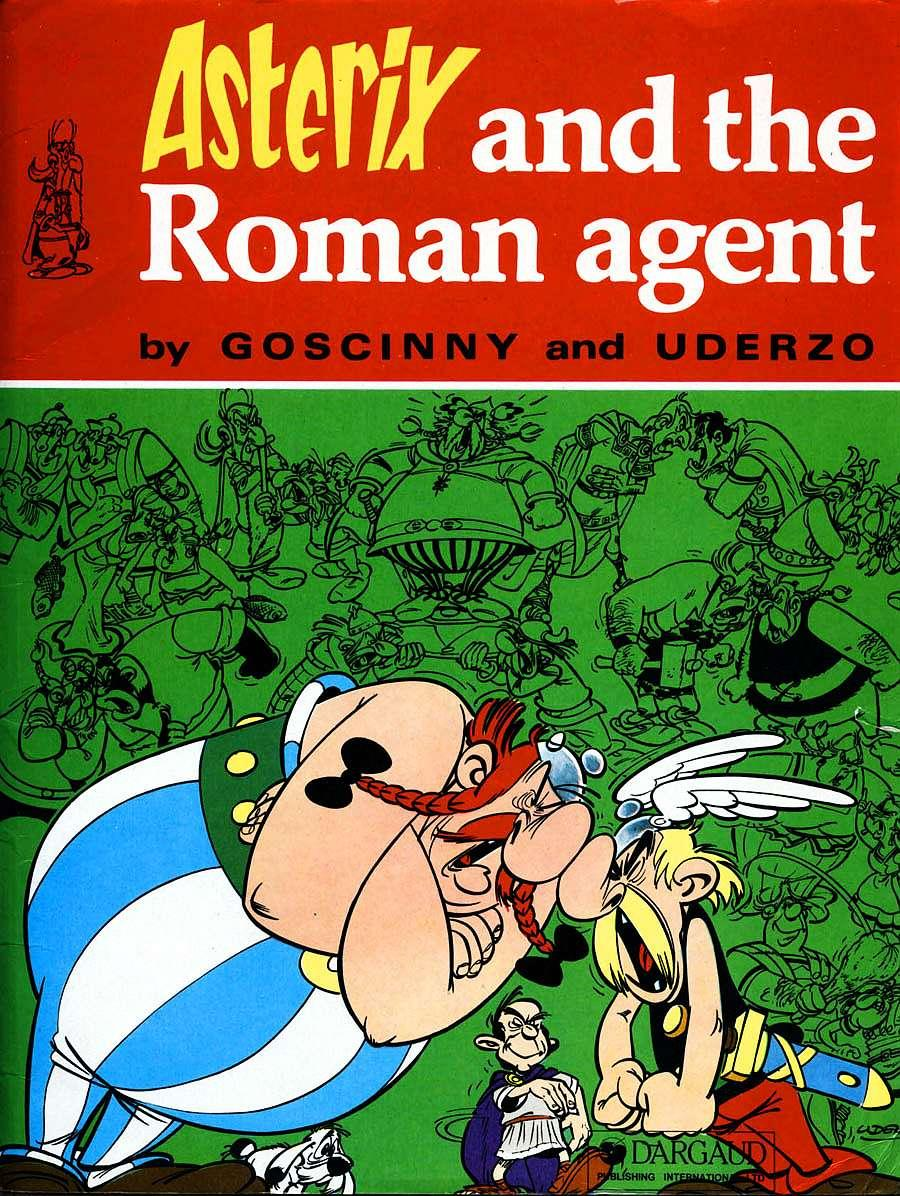 Read online Asterix comic -  Issue #15 - 1