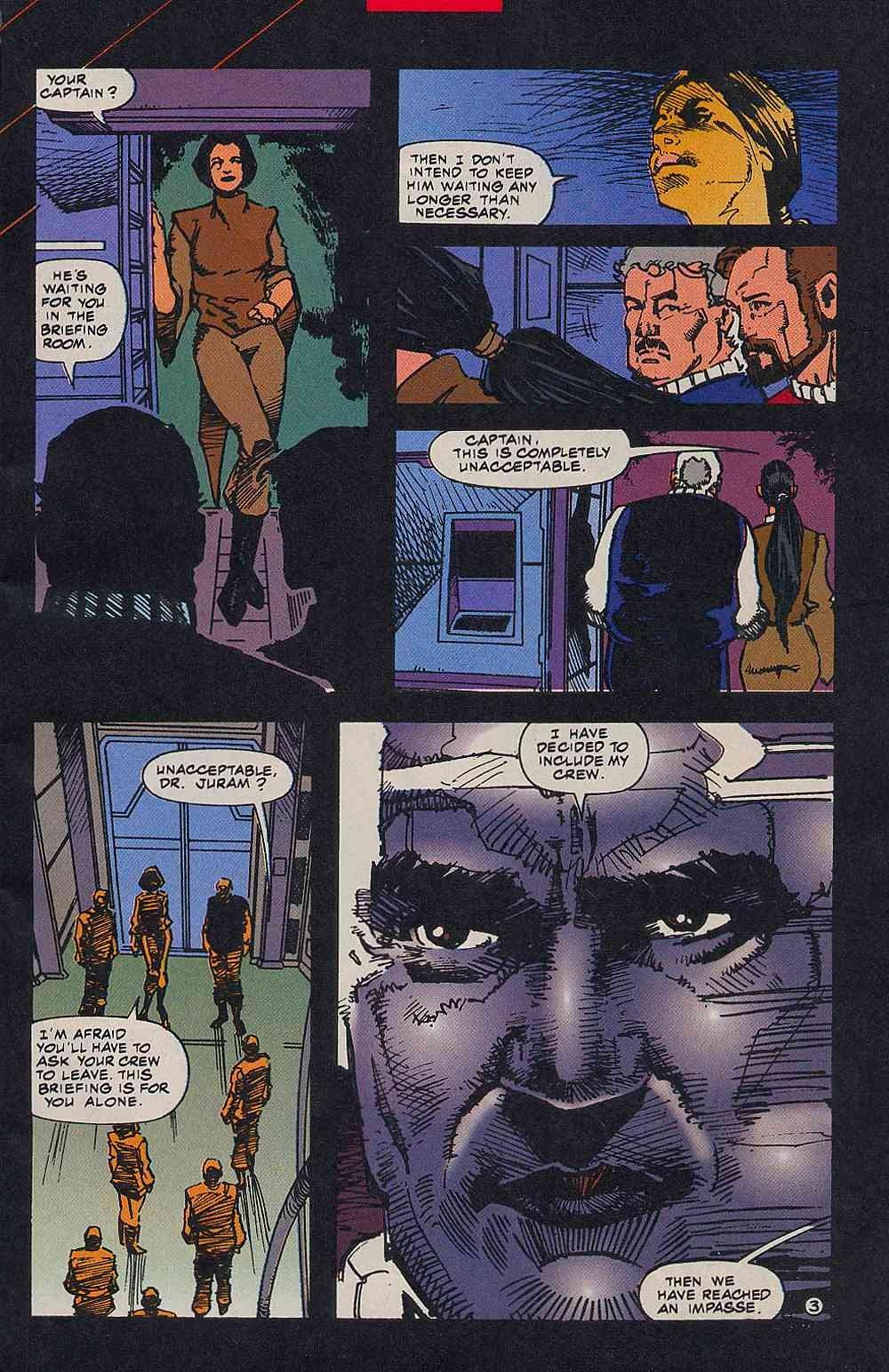 Read online Star Trek (1989) comic -  Issue # _Special 2 - 5