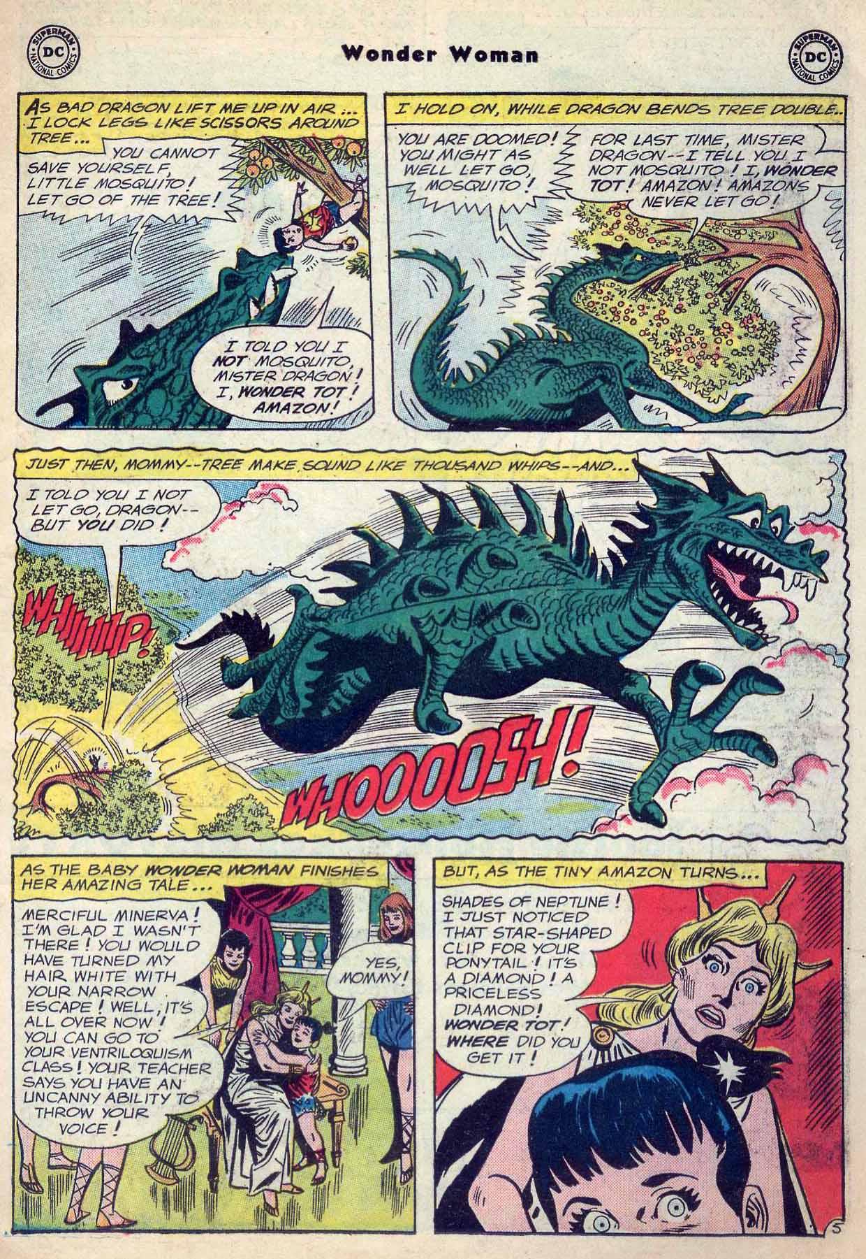 Read online Wonder Woman (1942) comic -  Issue #126 - 7