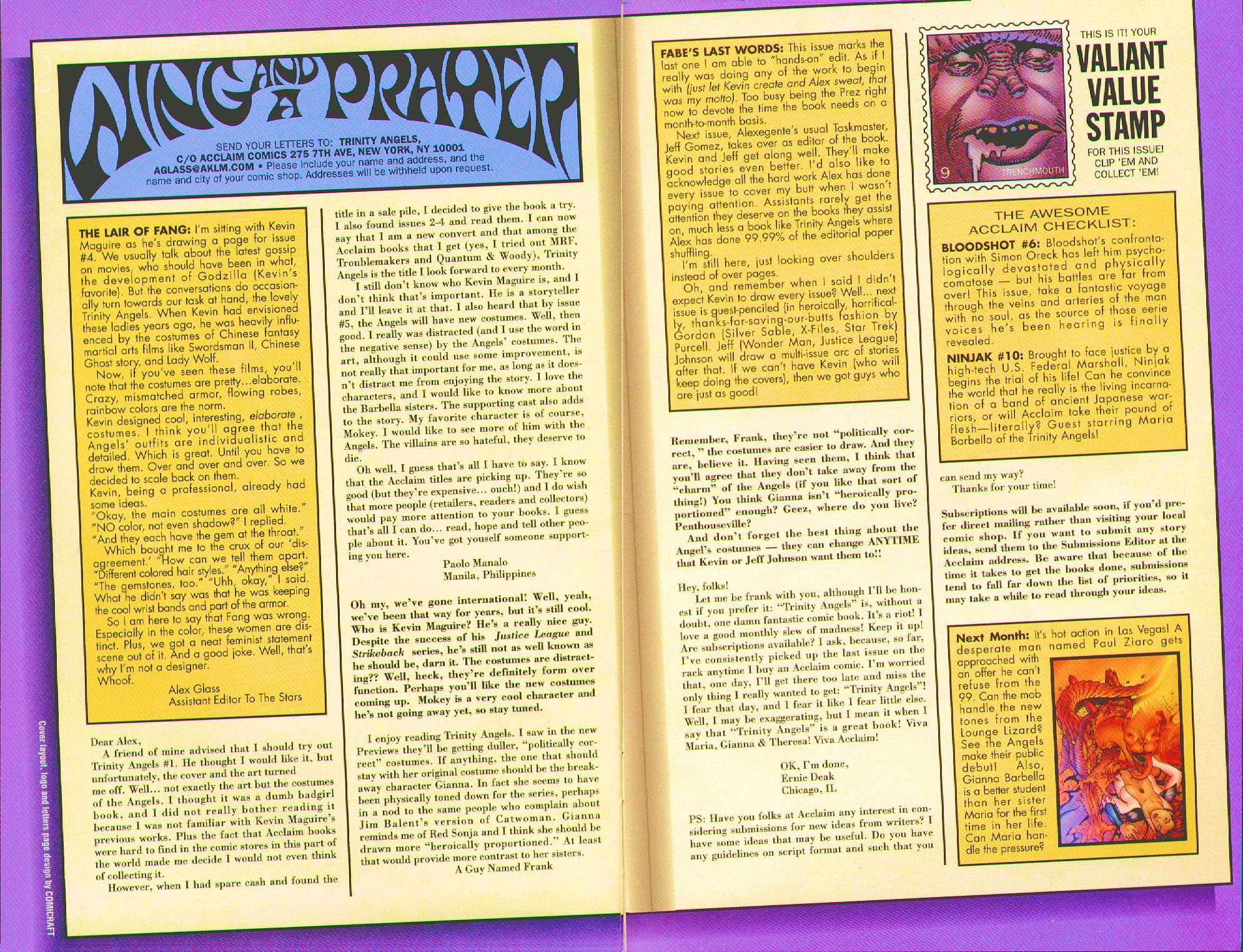 Read online Trinity Angels comic -  Issue #5 - 21