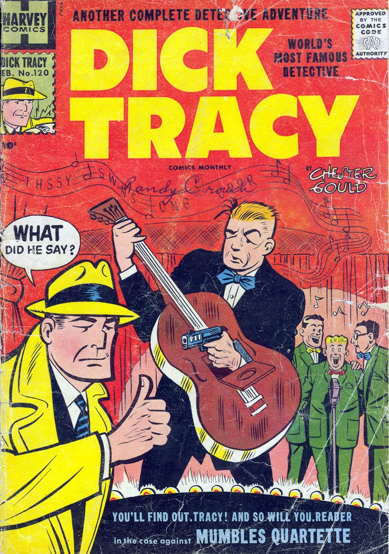 Dick Tracy (1950) 120 Page 1