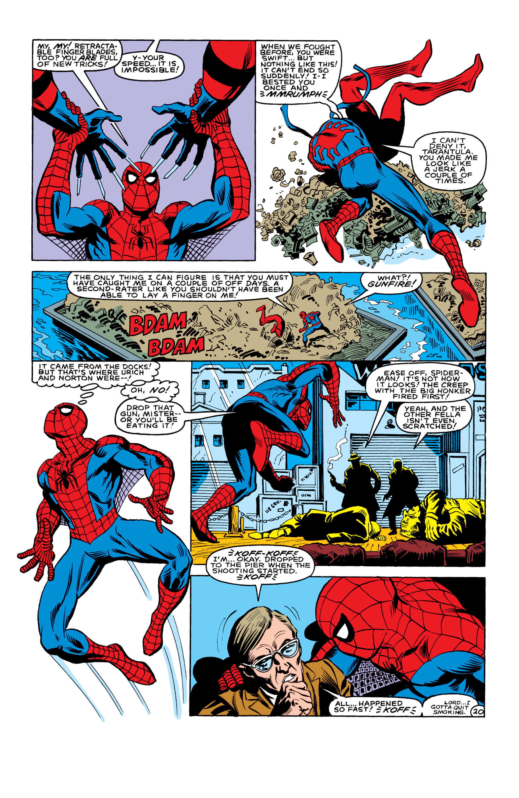 The Amazing Spider-Man (1963) 233 Page 20
