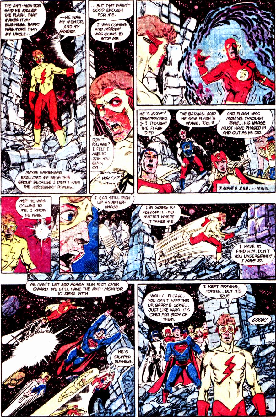 Crisis on Infinite Earths (1985) 12 Page 18