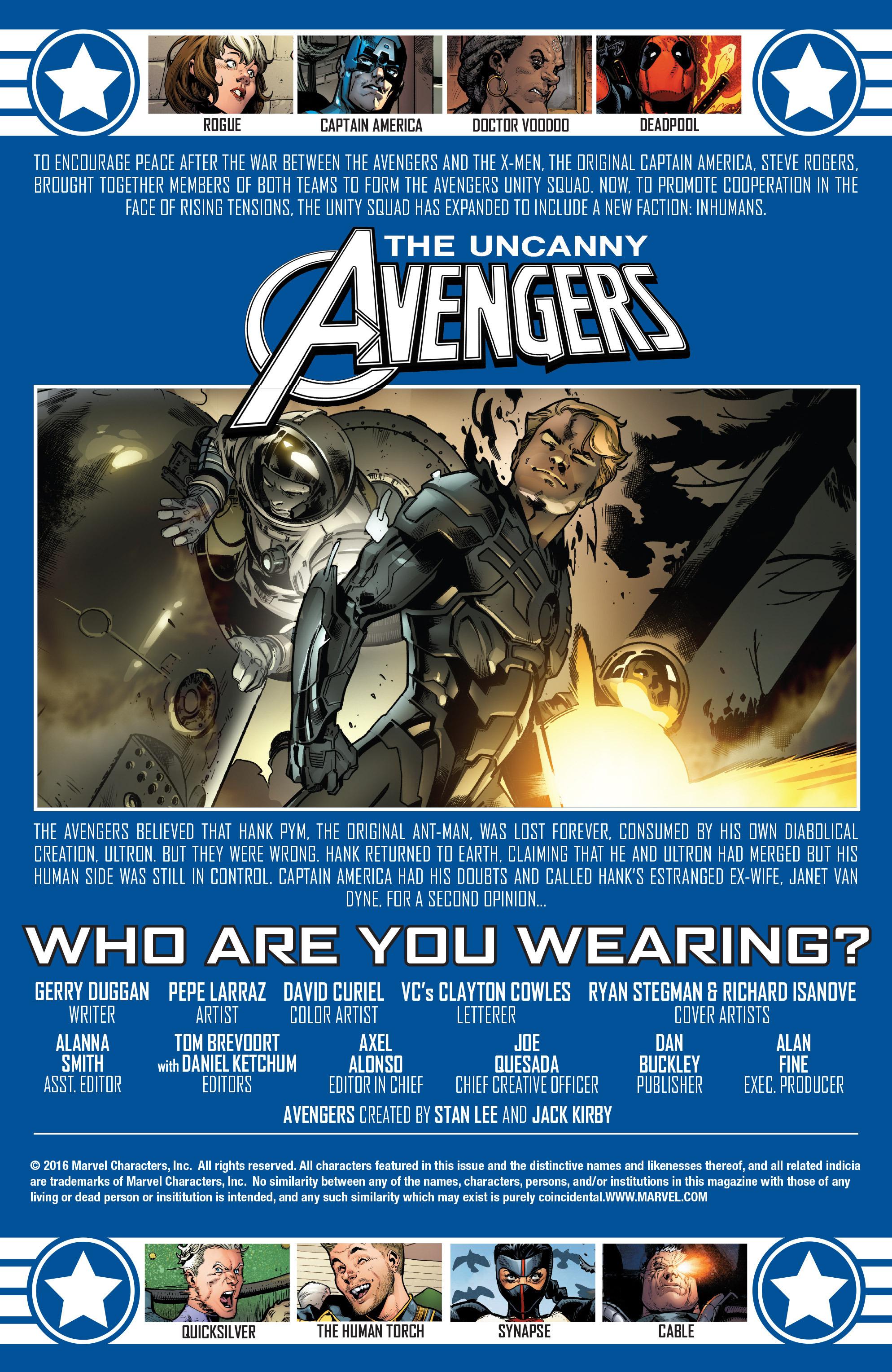 Read online Uncanny Avengers [II] comic -  Issue #10 - 2