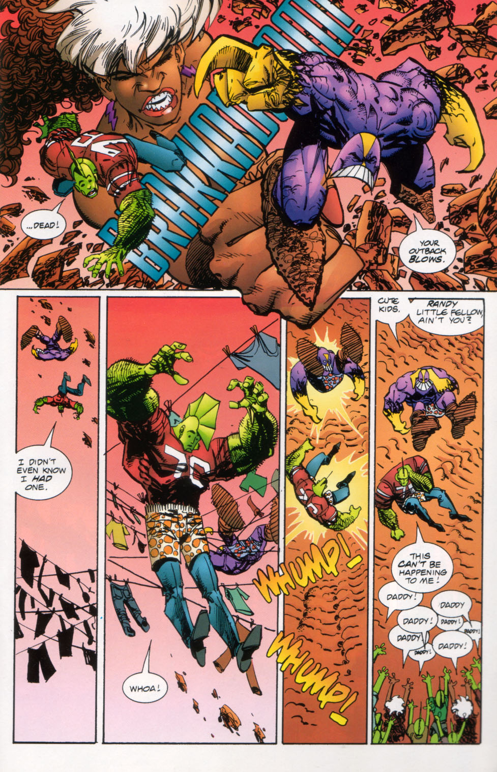 The Savage Dragon (1993) Issue #28 #31 - English 16