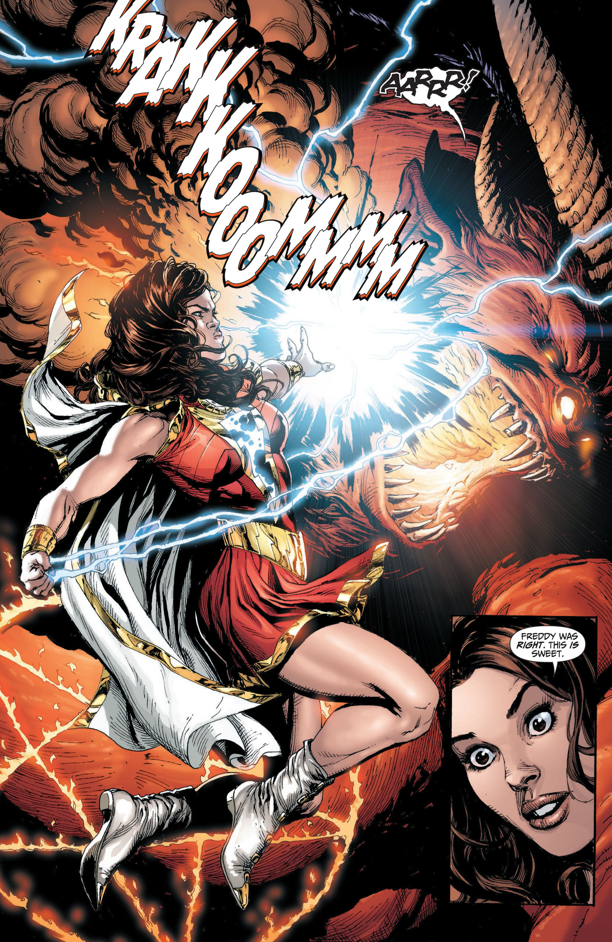 Read online Shazam! (2013) comic -  Issue #1 - 163