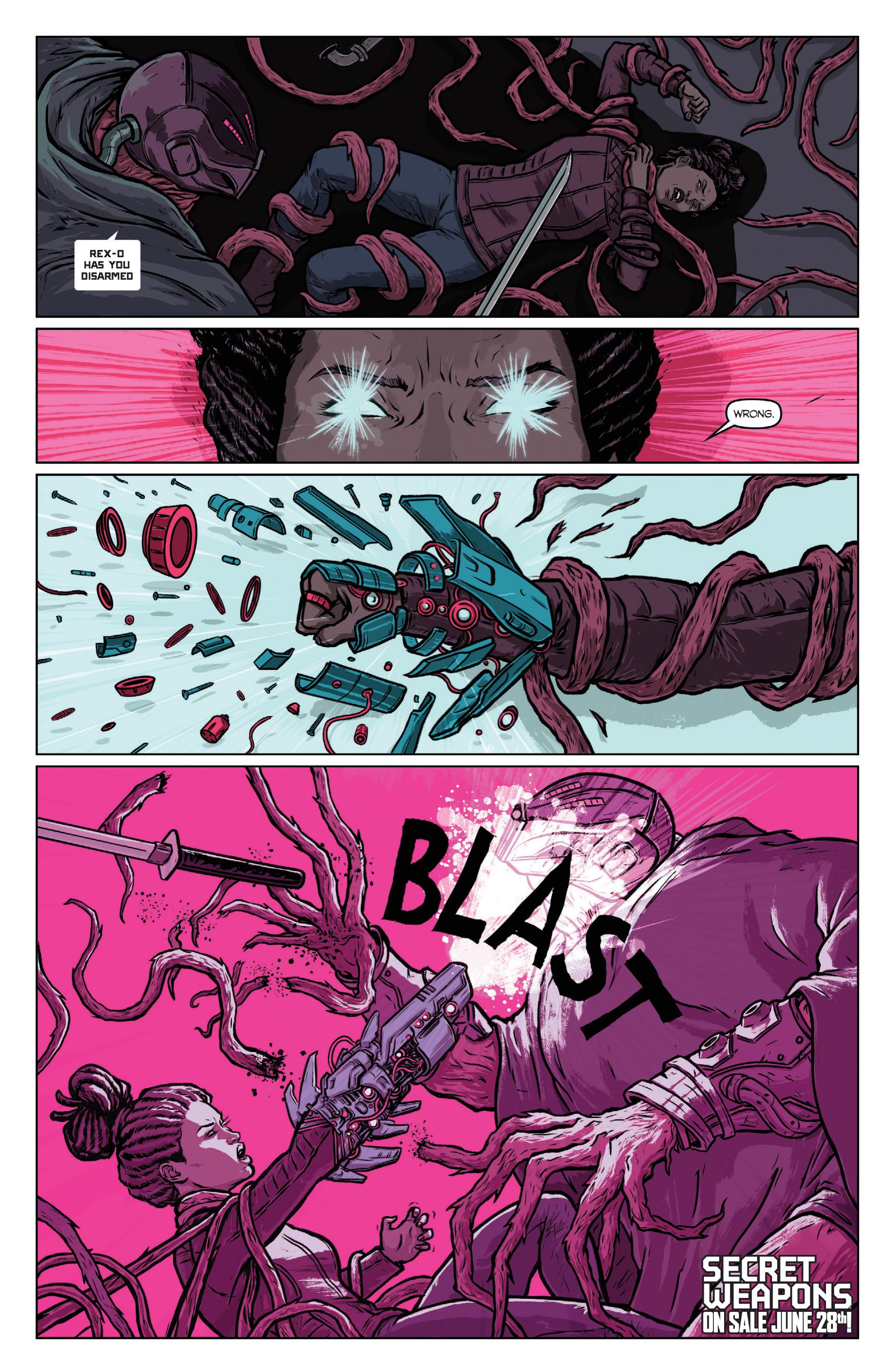 Read online Ninjak (2015) comic -  Issue #27 - 32
