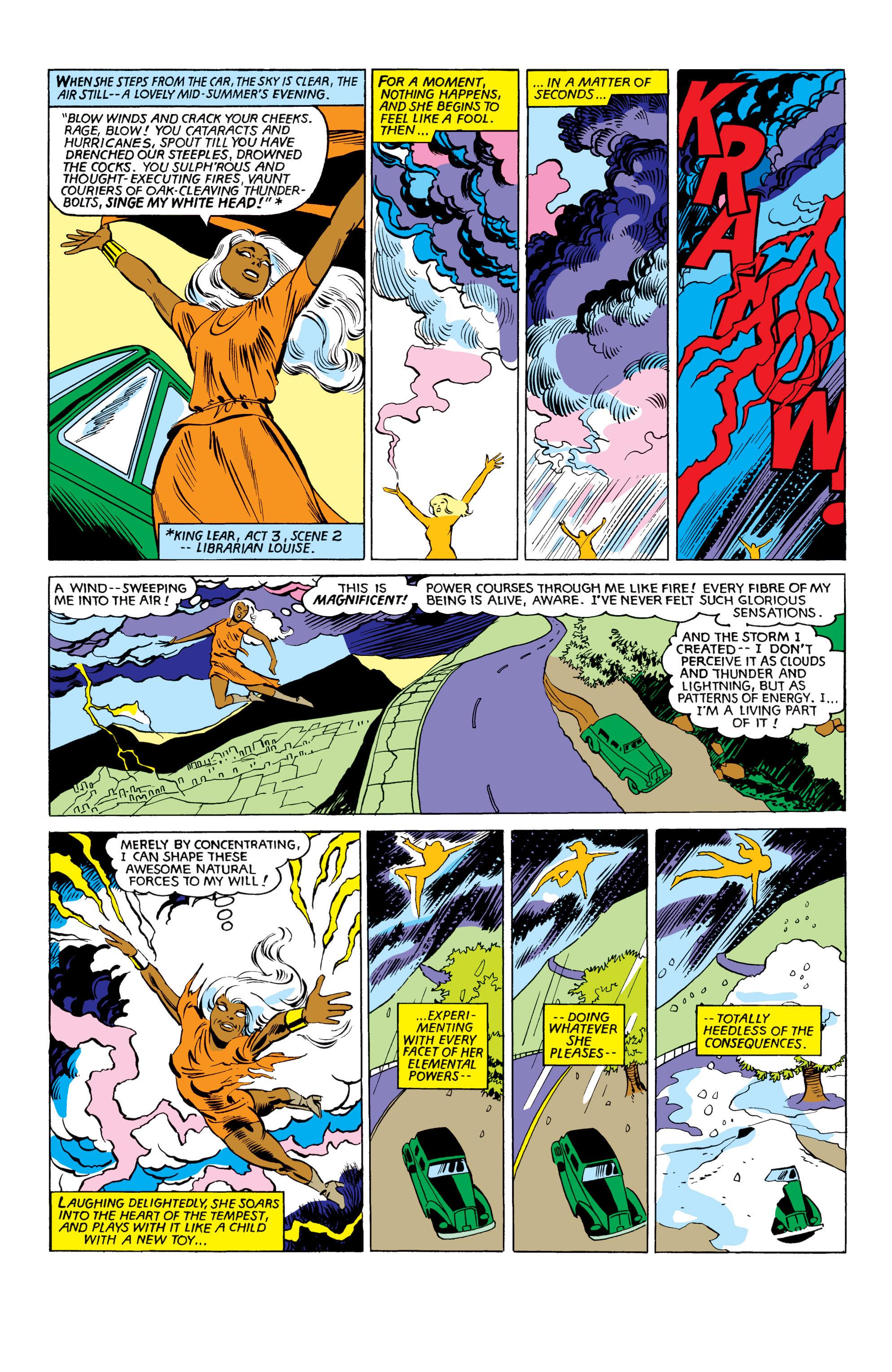 Read online Uncanny X-Men (1963) comic -  Issue #151 - 11
