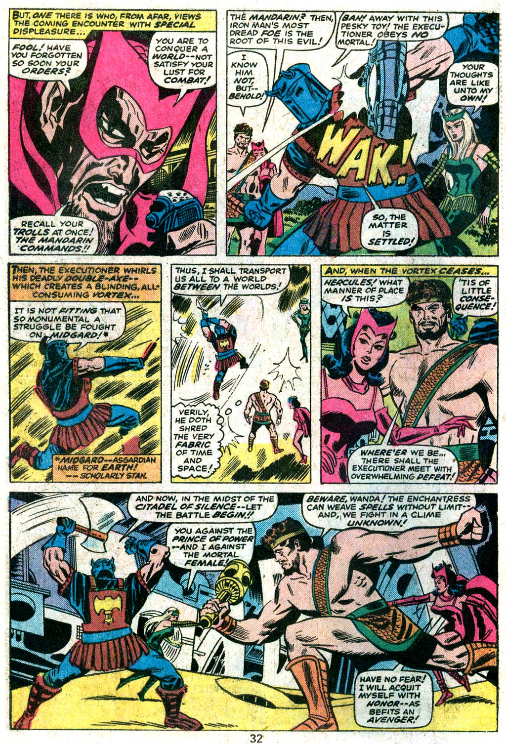 Giant-Size Avengers (1974) issue 5 - Page 25