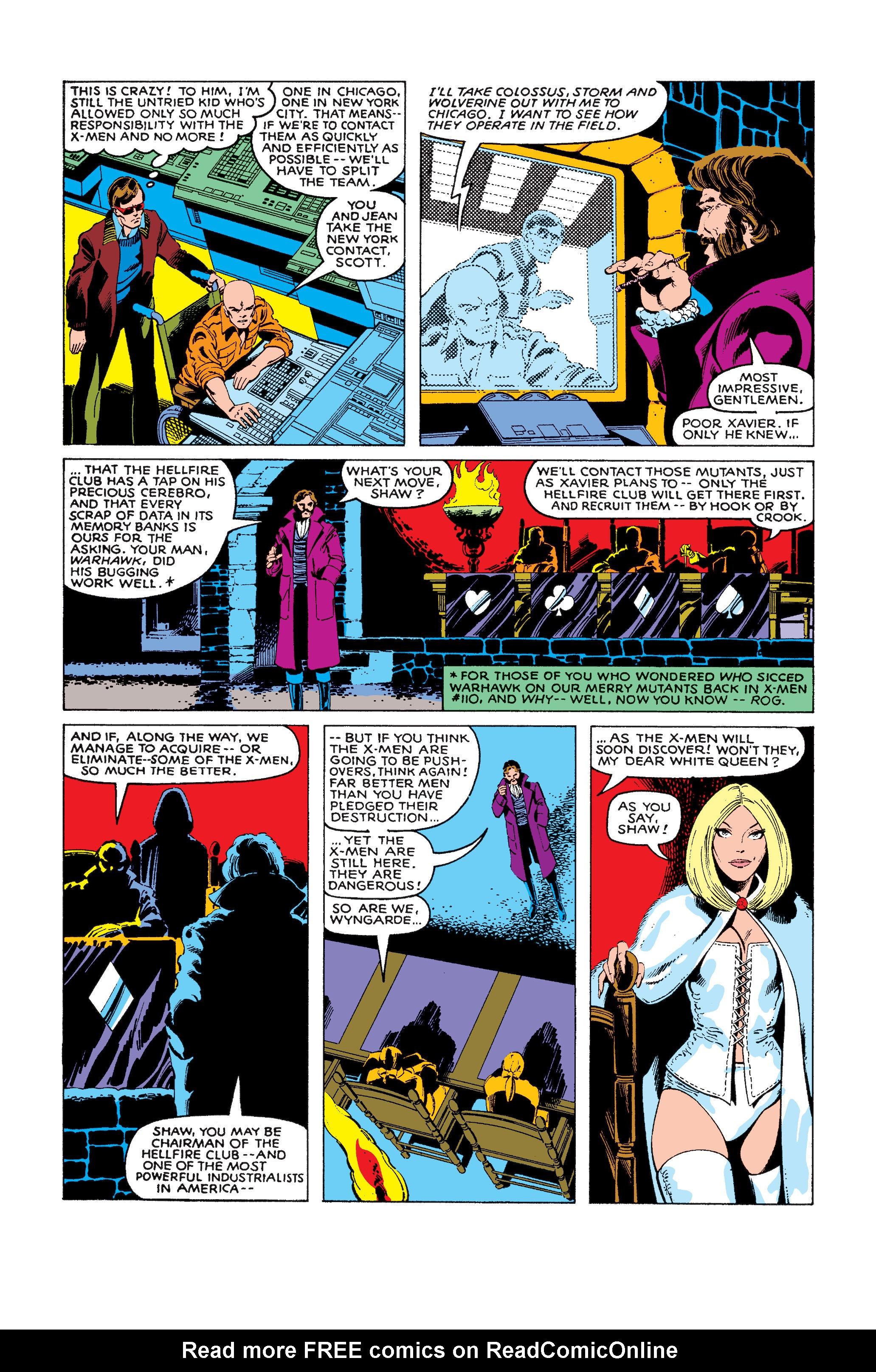 Read online Uncanny X-Men (1963) comic -  Issue #129 - 10