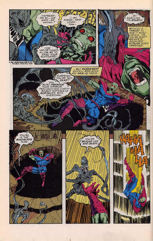 Read online Sleepwalker comic -  Issue #22 - 17