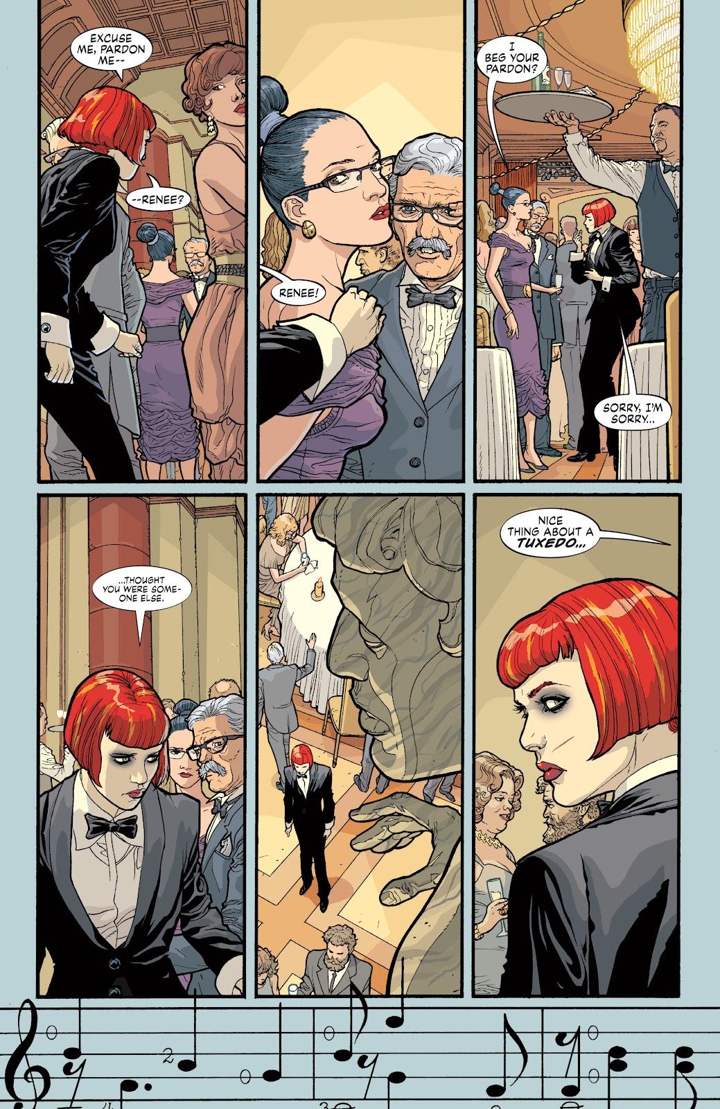 Read online Detective Comics (1937) comic -  Issue # _TPB Batwoman - Elegy (Part 1) - 58