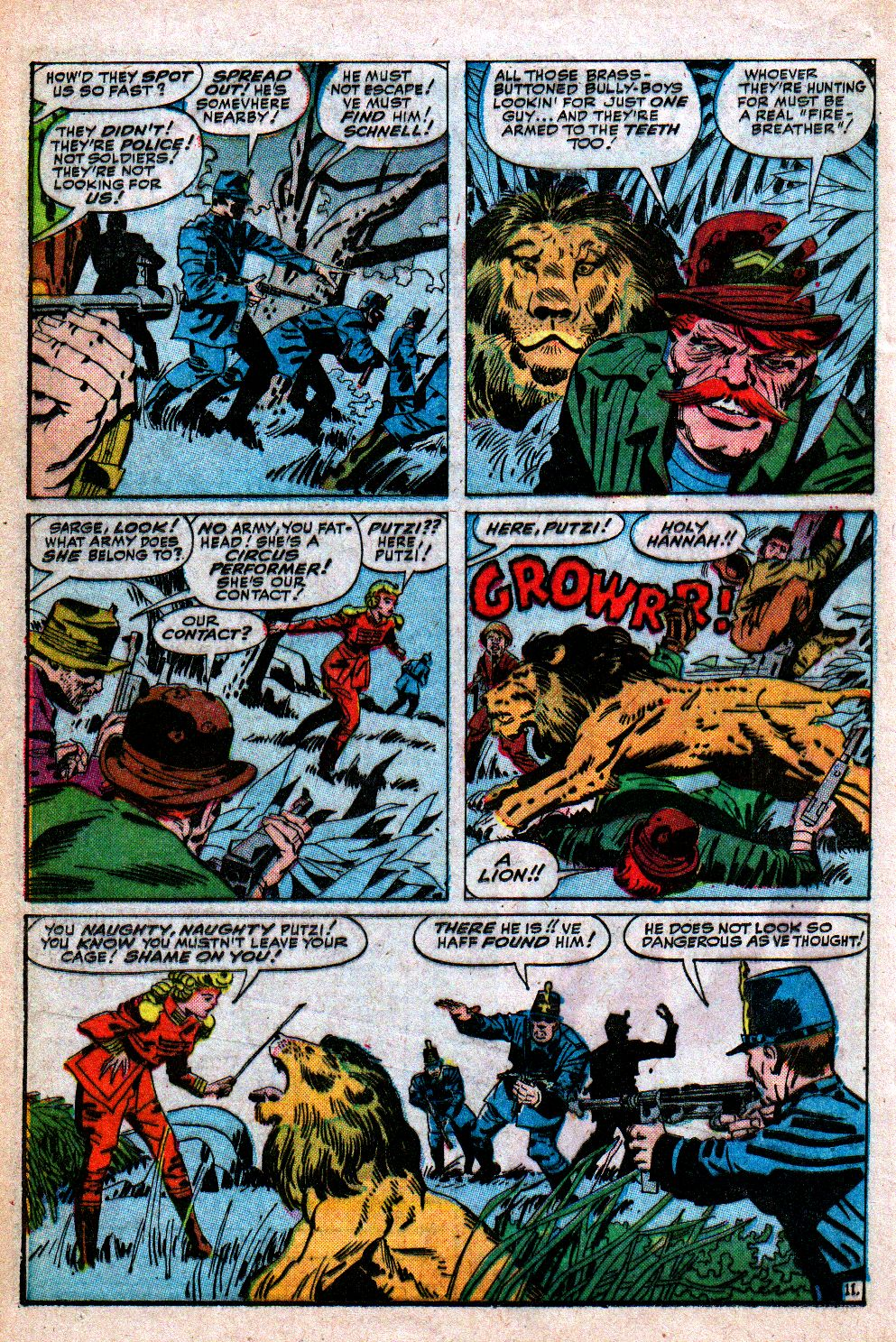 Read online Sgt. Fury comic -  Issue #4 - 16
