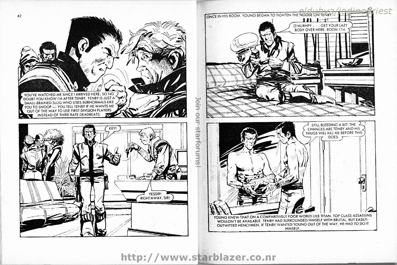 Starblazer issue 165 - Page 23