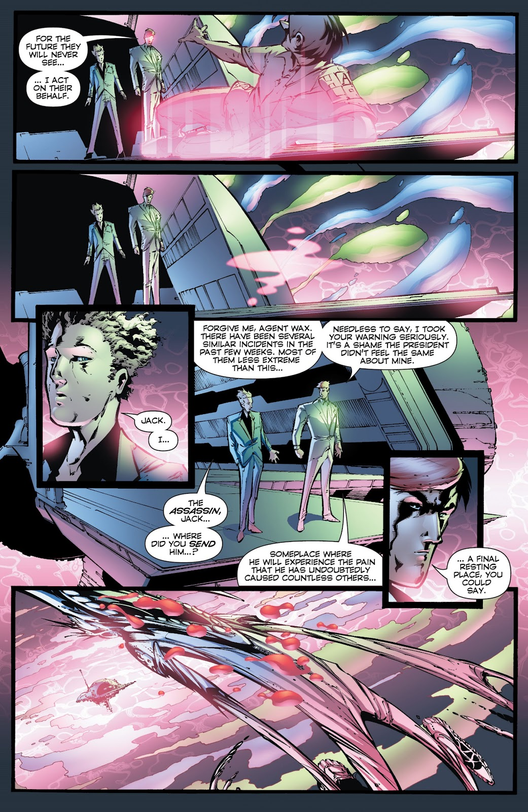 Wildcats Version 3.0 Issue #22 #22 - English 21