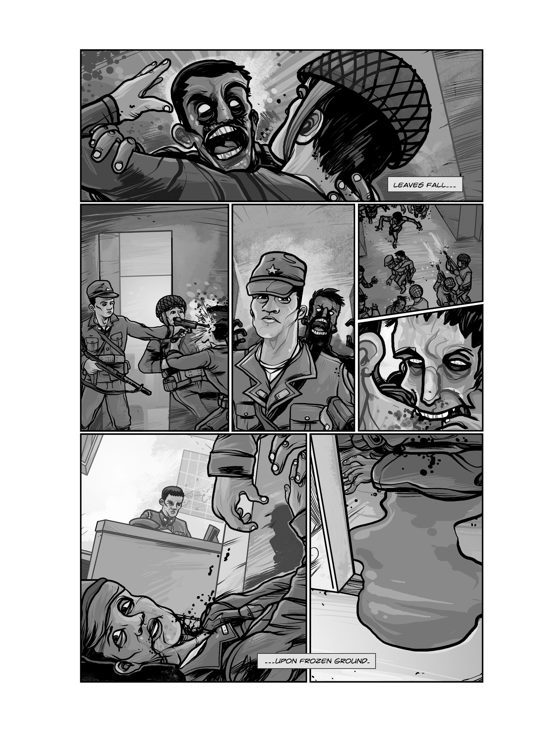 Read online FUBAR comic -  Issue #2 - 30
