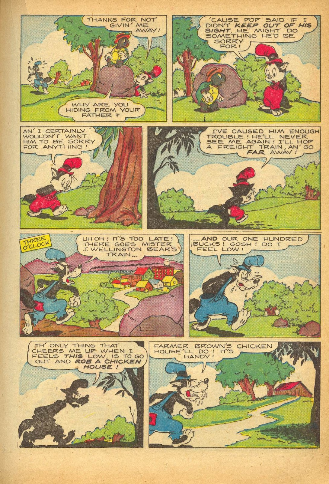 Walt Disney's Comics and Stories issue 86 - Page 25