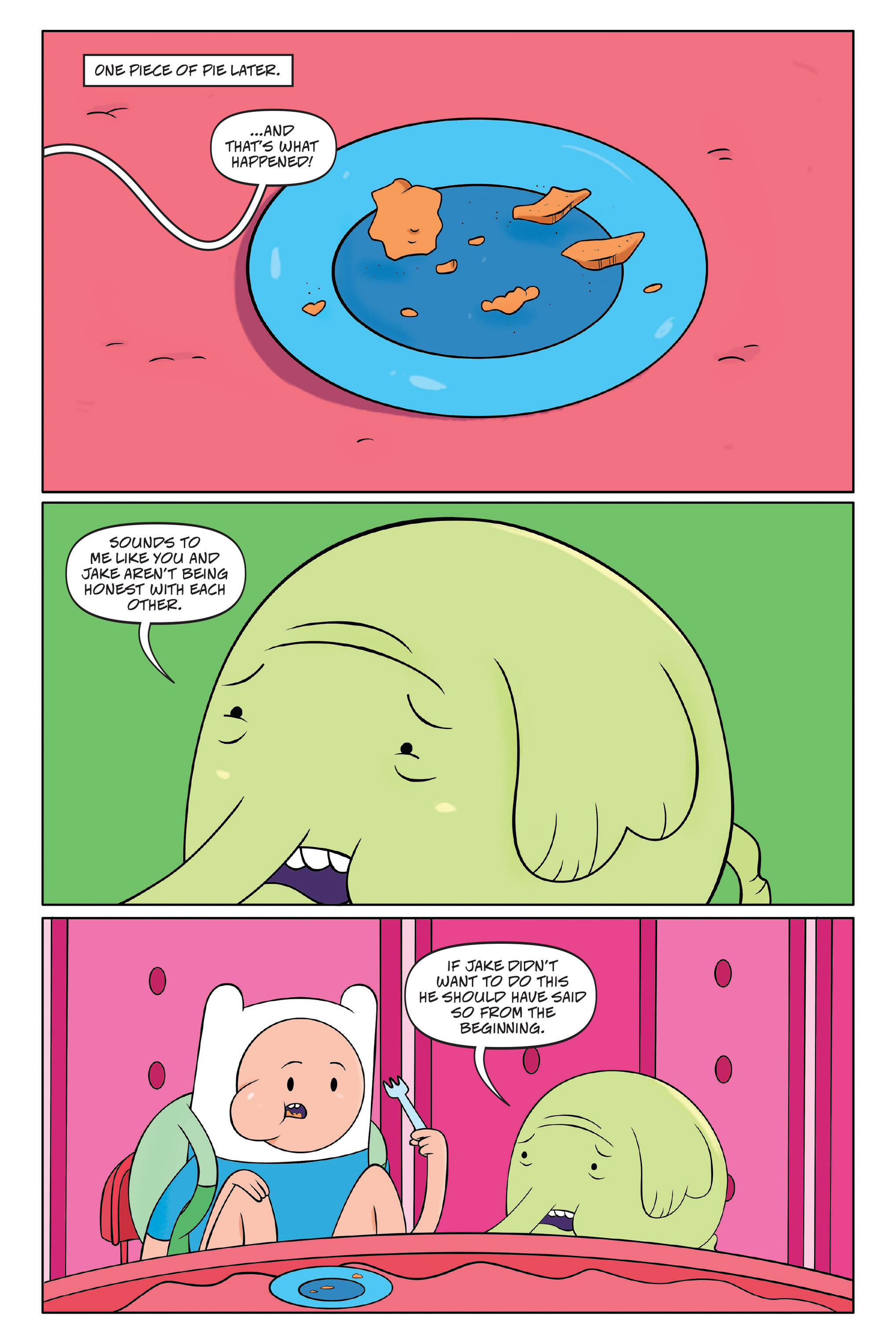 Read online Adventure Time comic -  Issue #Adventure Time _TPB 7 - 104