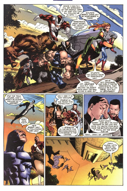 Read online Alpha Flight (1997) comic -  Issue #1 - 31
